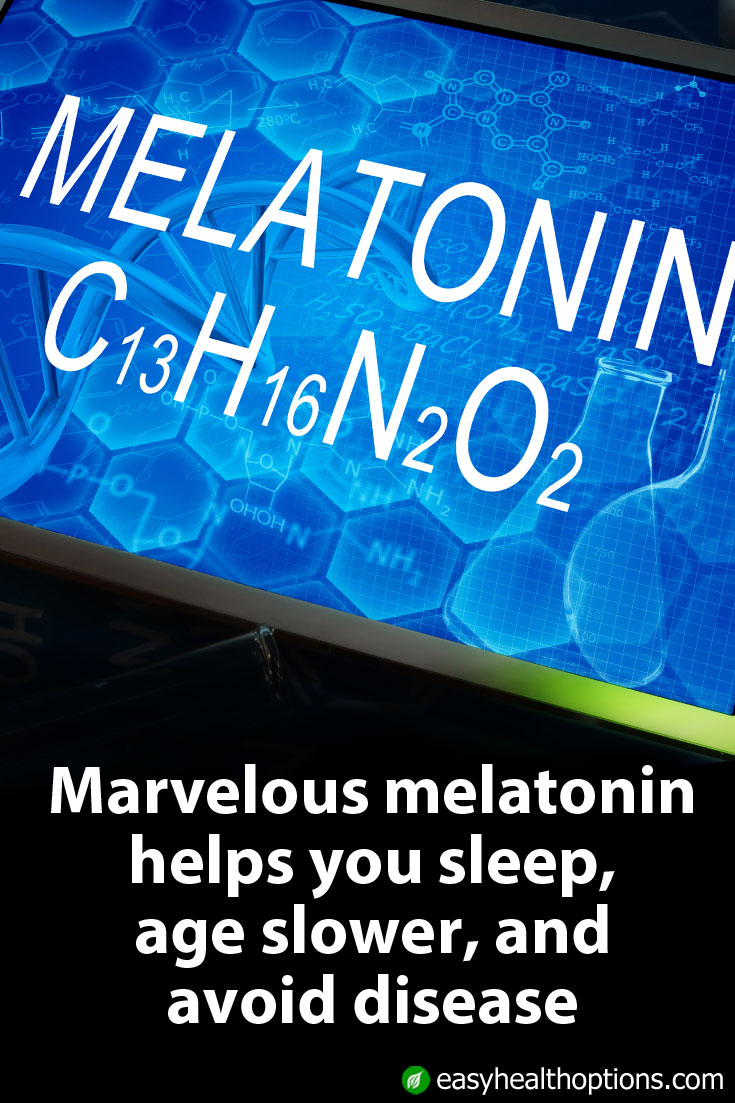 Marvelous Melatonin It S Not Just For Sleep
