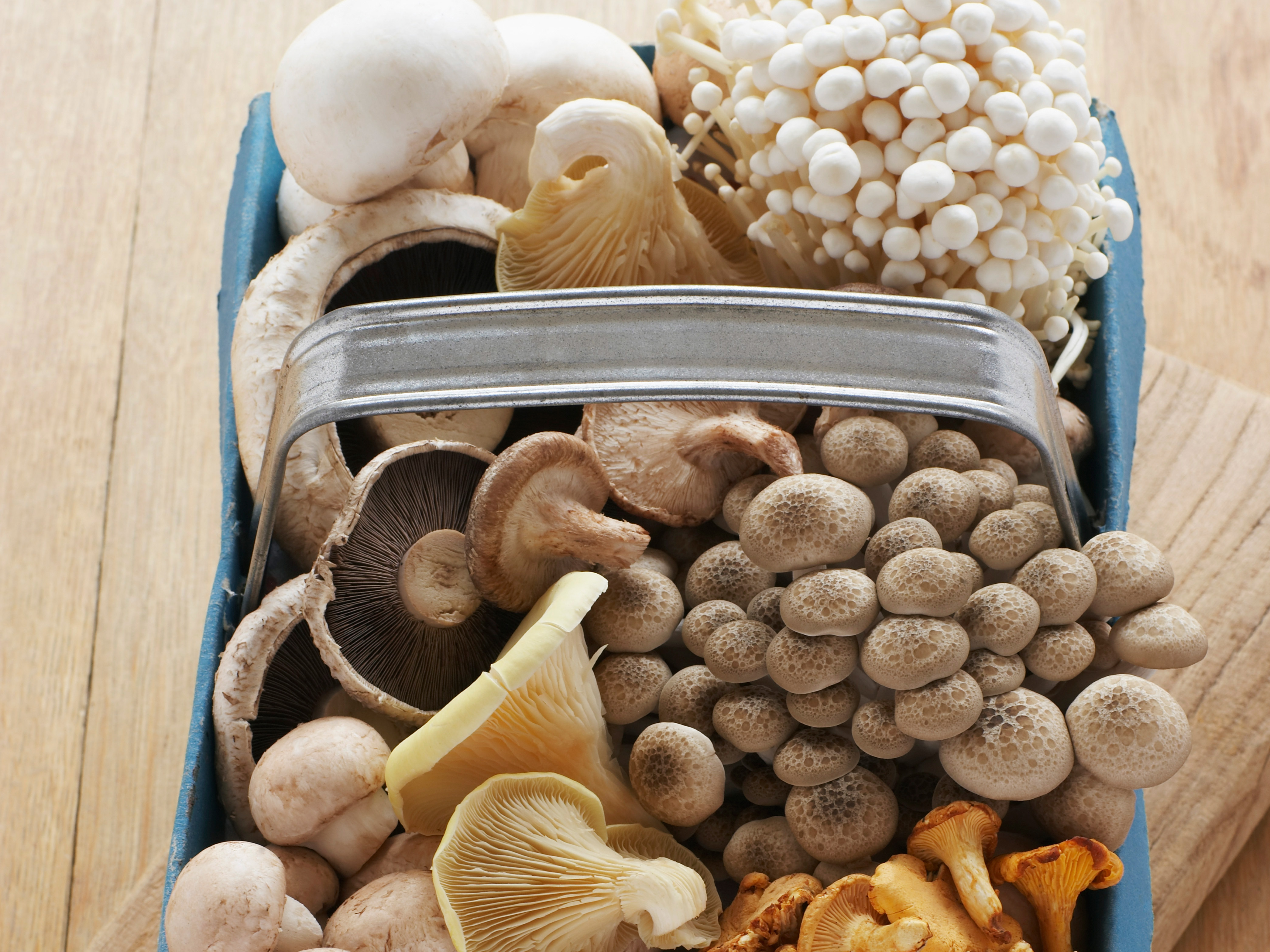 The modest superfood: miraculous mushrooms