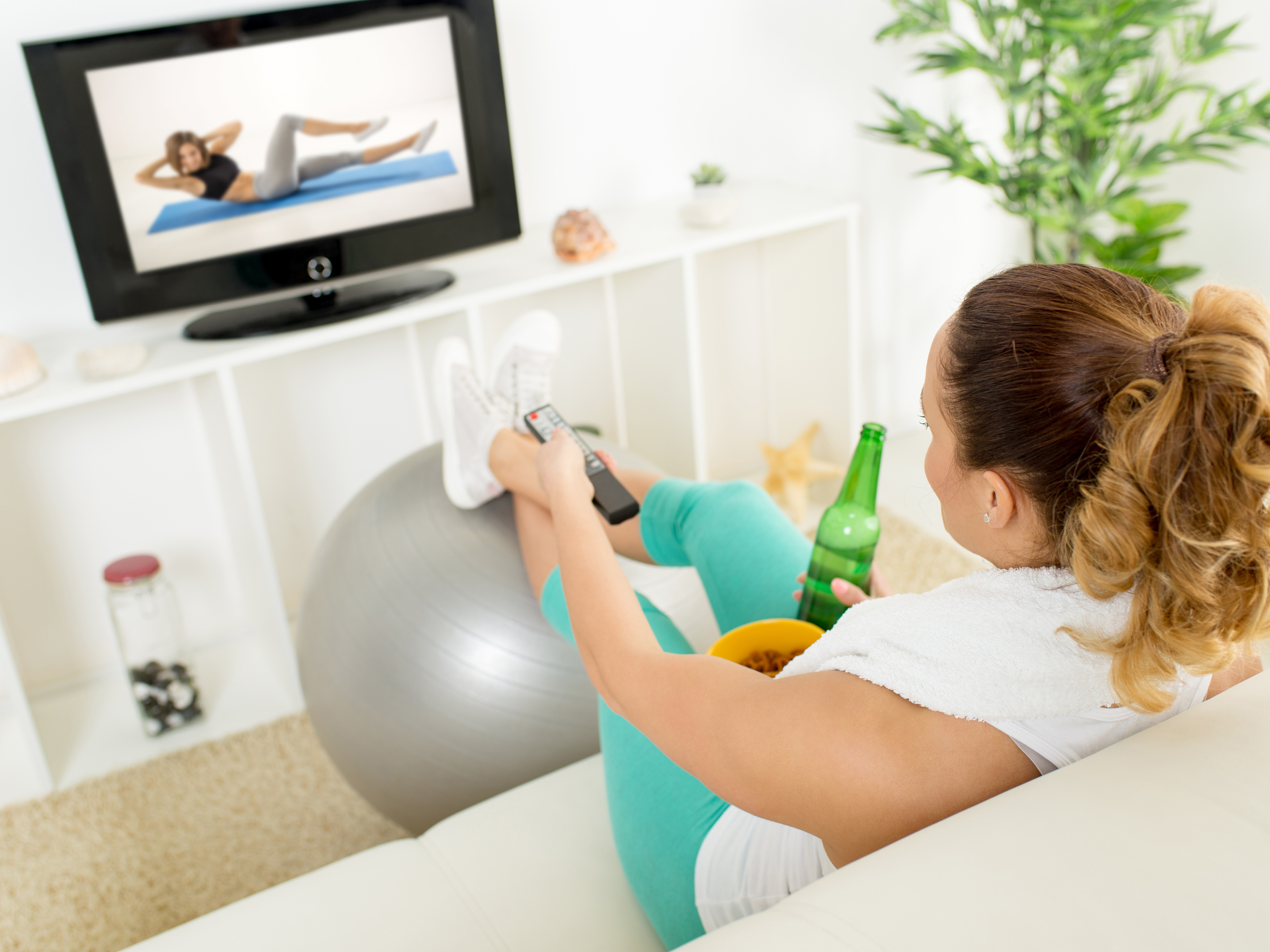 """Is """"no sweat"""" exercise the magic bullet of the future?"""