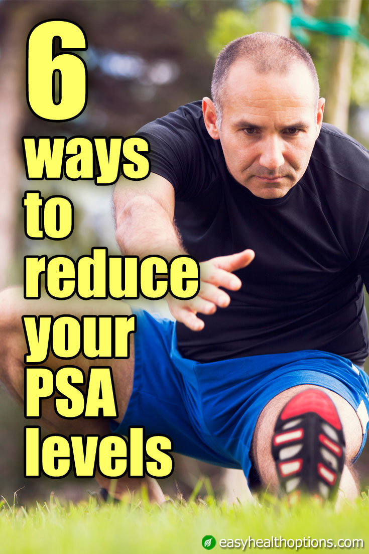6 Ways To Reduce Your Psa Levels - Easy Health Options-9429