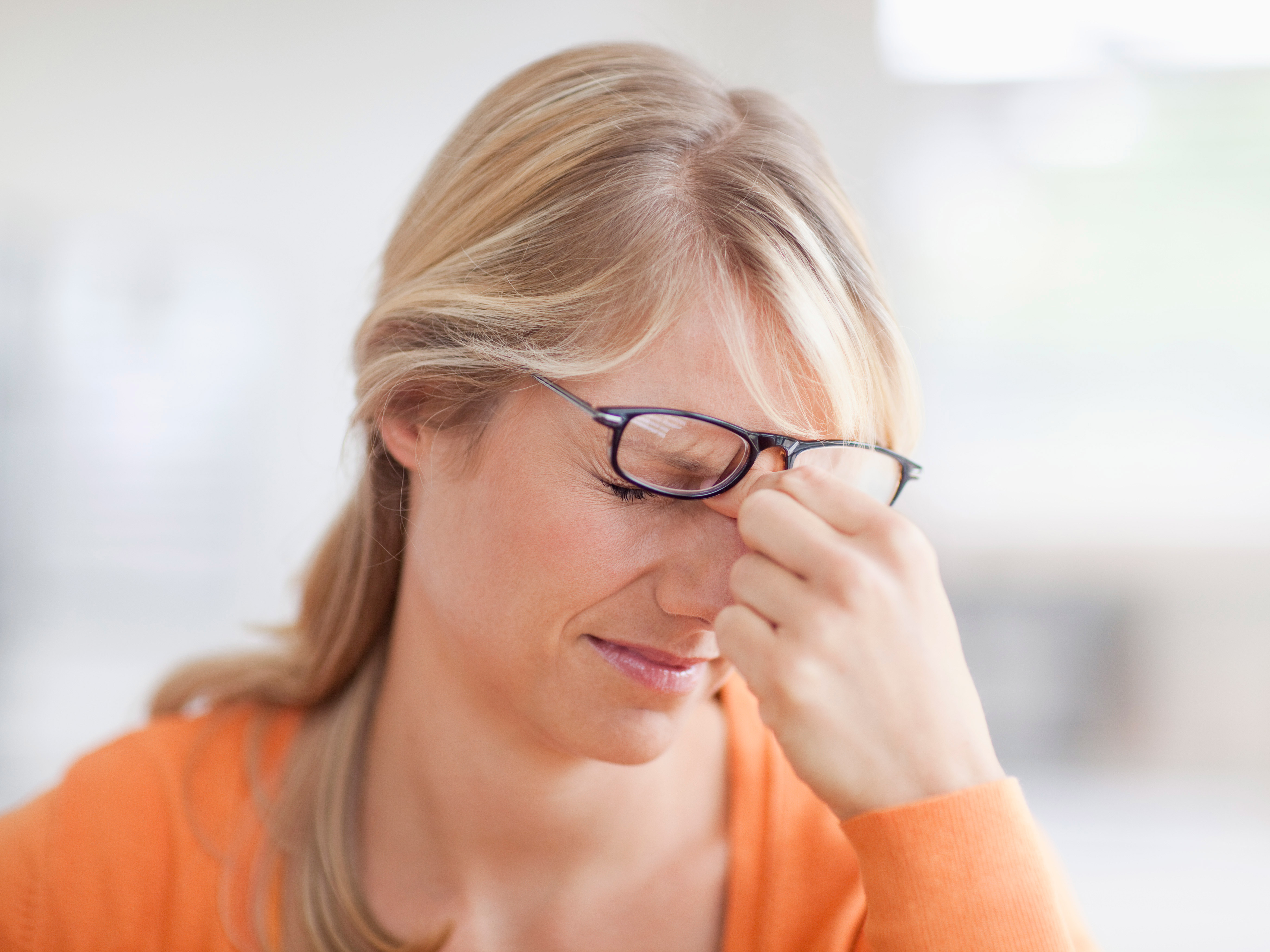 Tired, depressed and hurting? Could be adrenal fatigue
