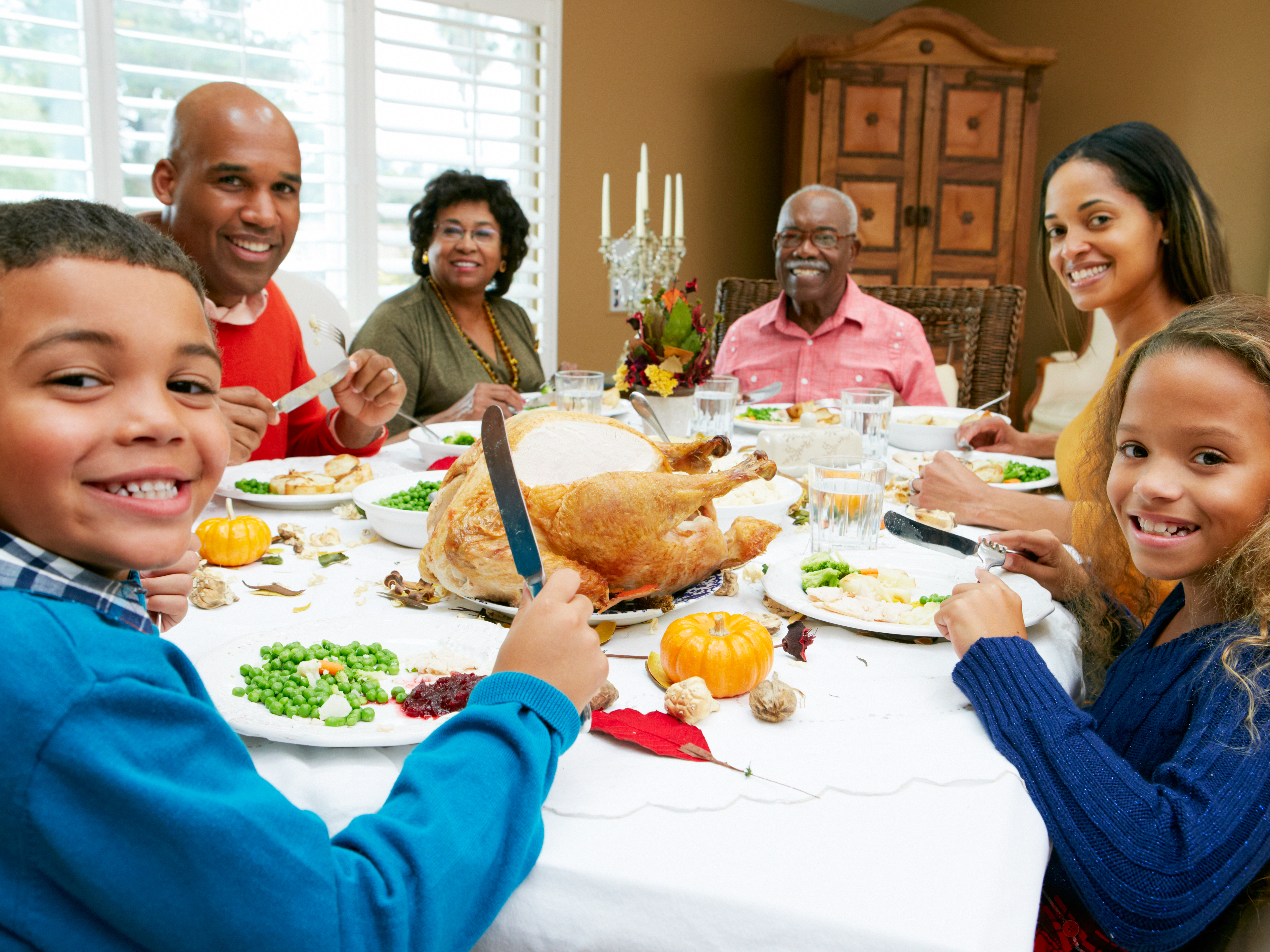 The gratitude of Thanksgiving, a powerful healing vehicle