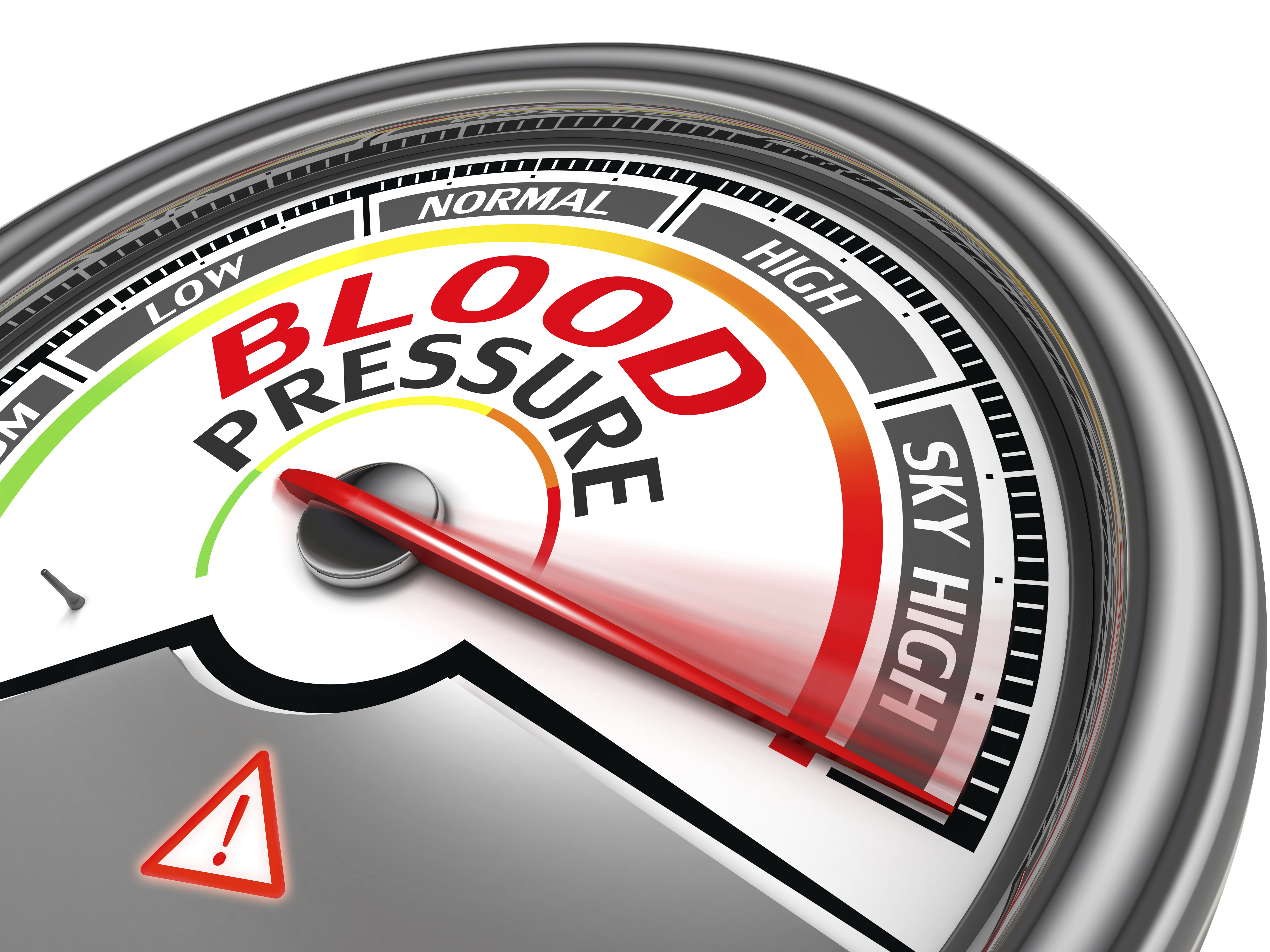 how to bring blood pressure down