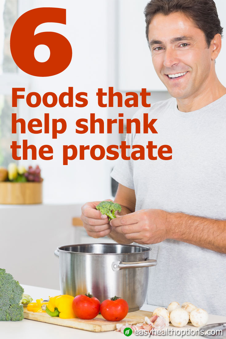 What Foods Help Prostate Health