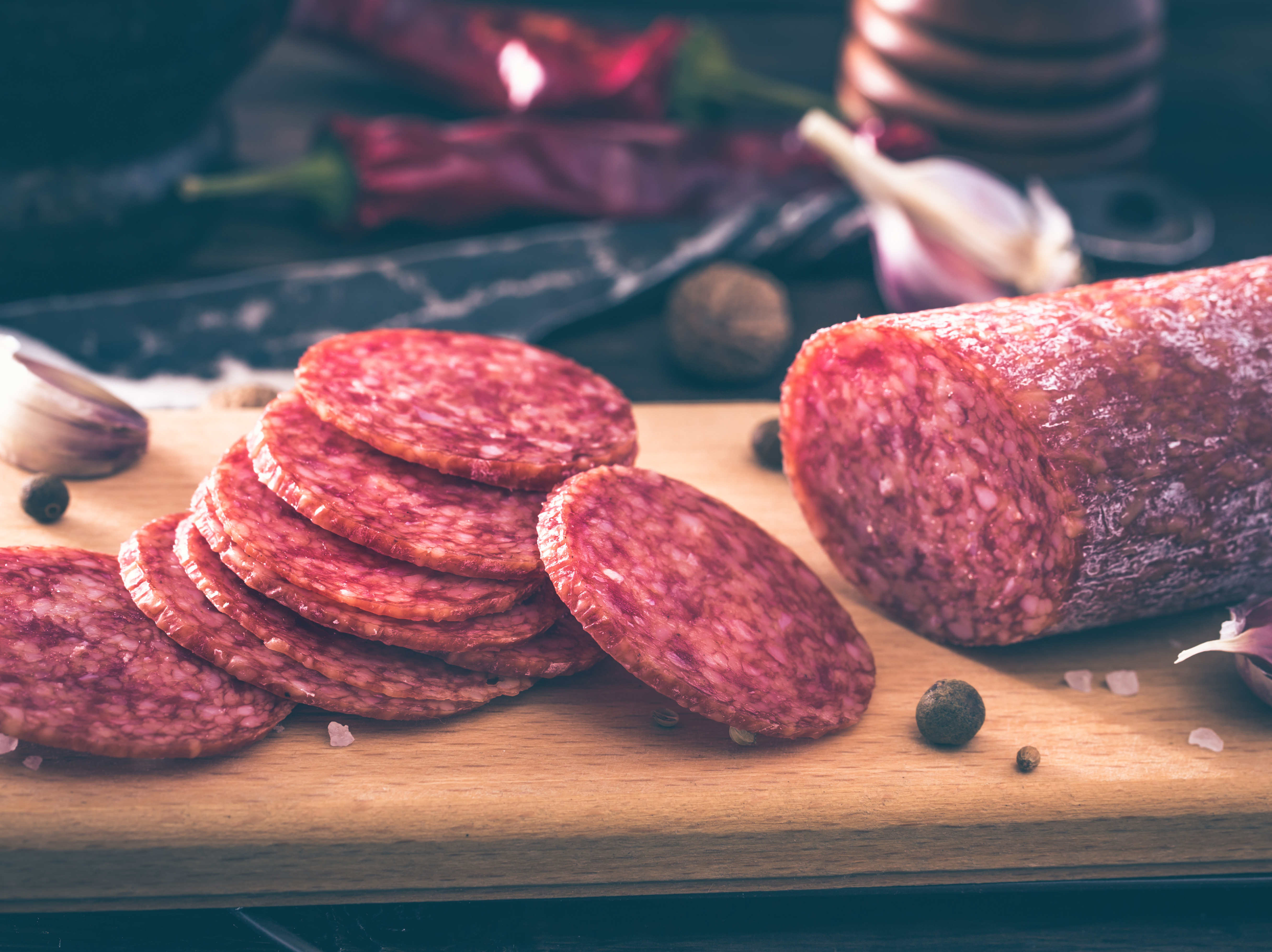 In the kitchen with Kelley: Salami chips