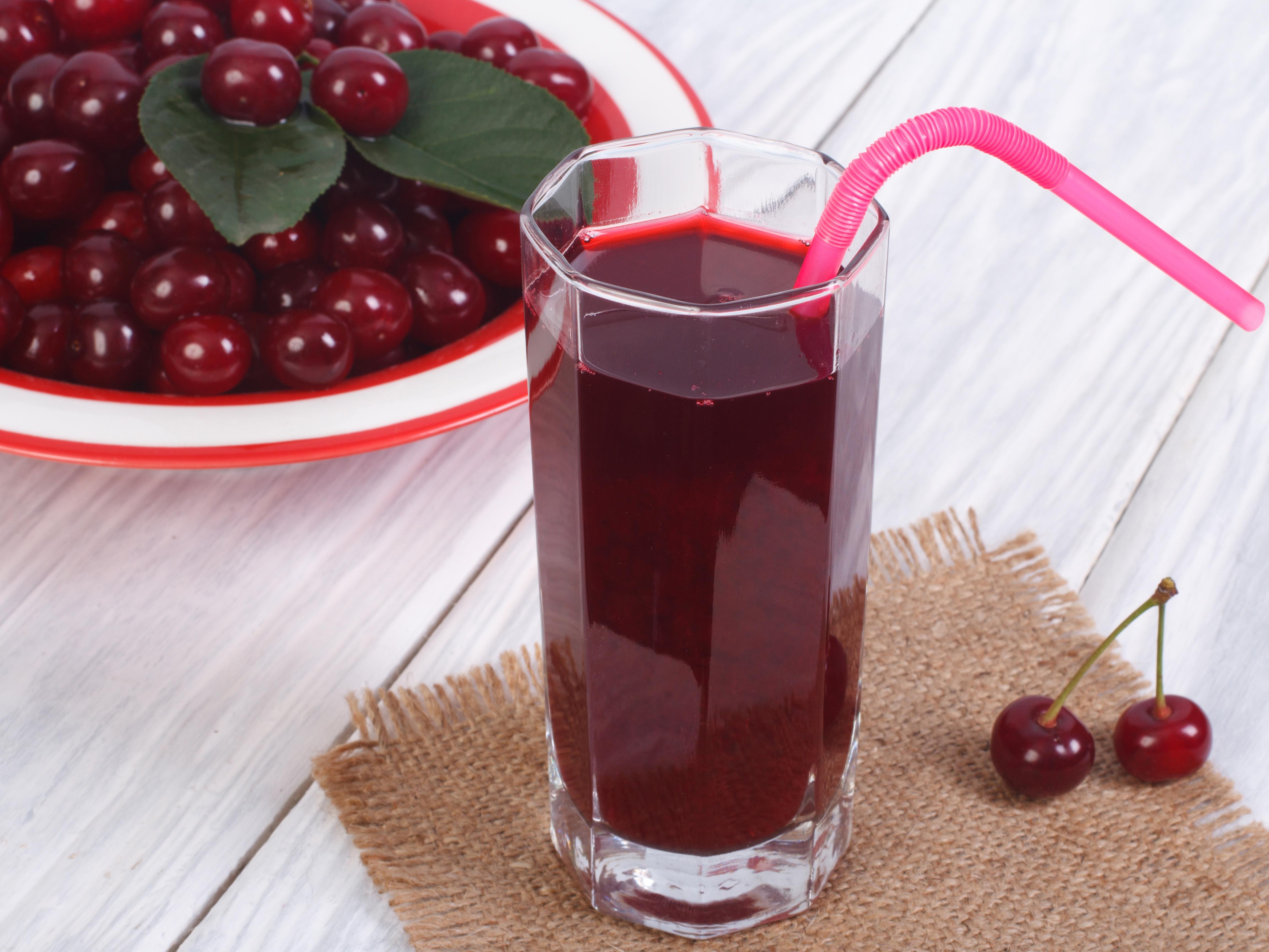 Tart cherries beat meds for muscle pain