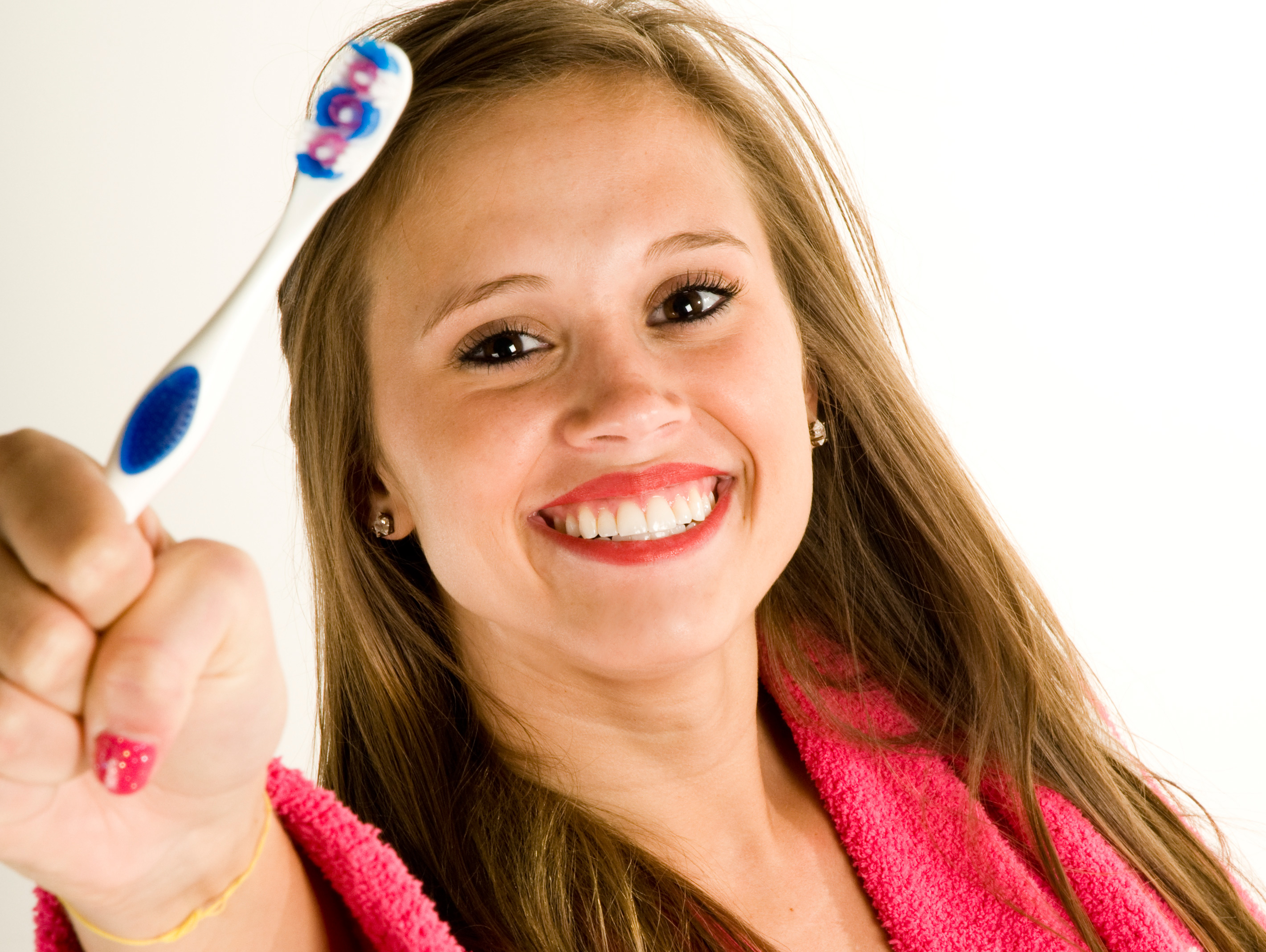 Use your toothbrush to fight cancer