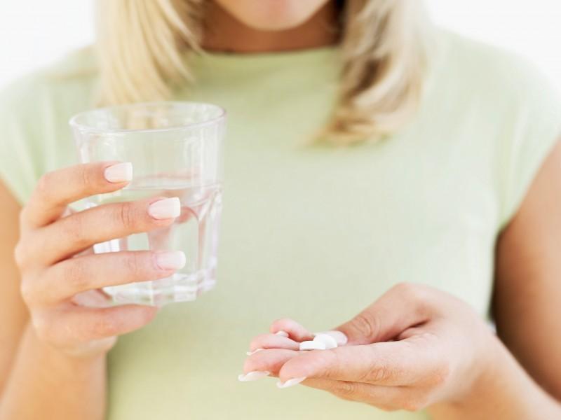 how to take option 2 pills