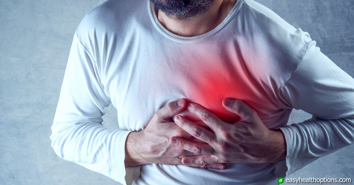 Six Most Common Causes Of Chest Pain - Easy Health Options-2872