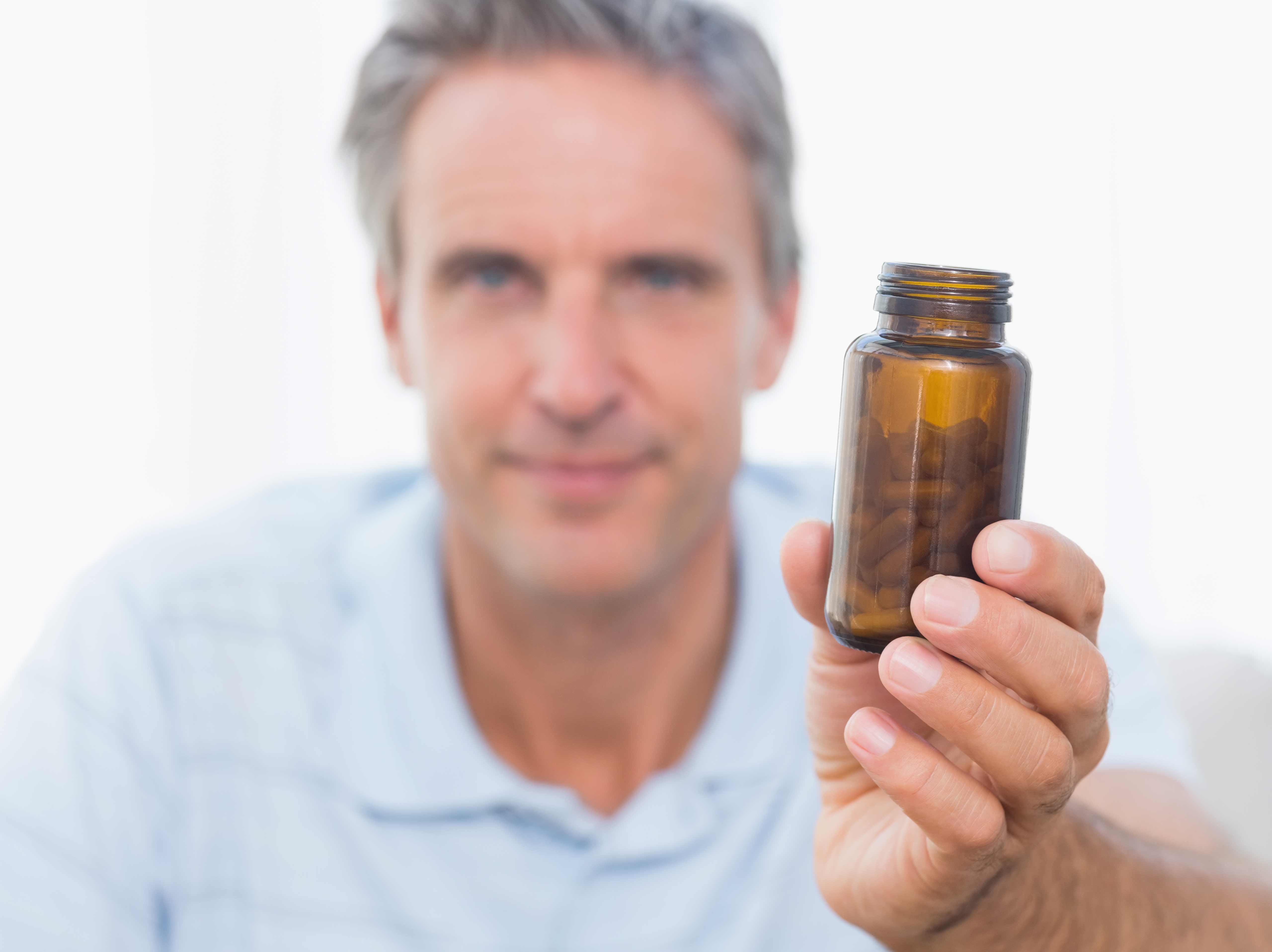 Supplement boosts prostate cancer treatment