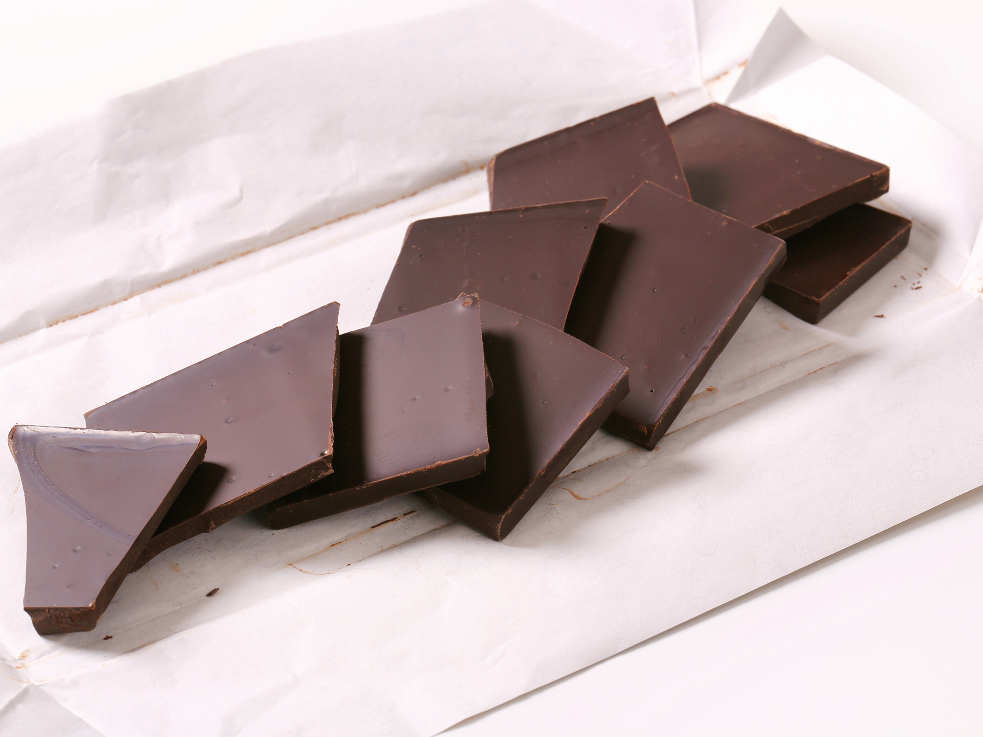 Supersize your stamina with chocolate