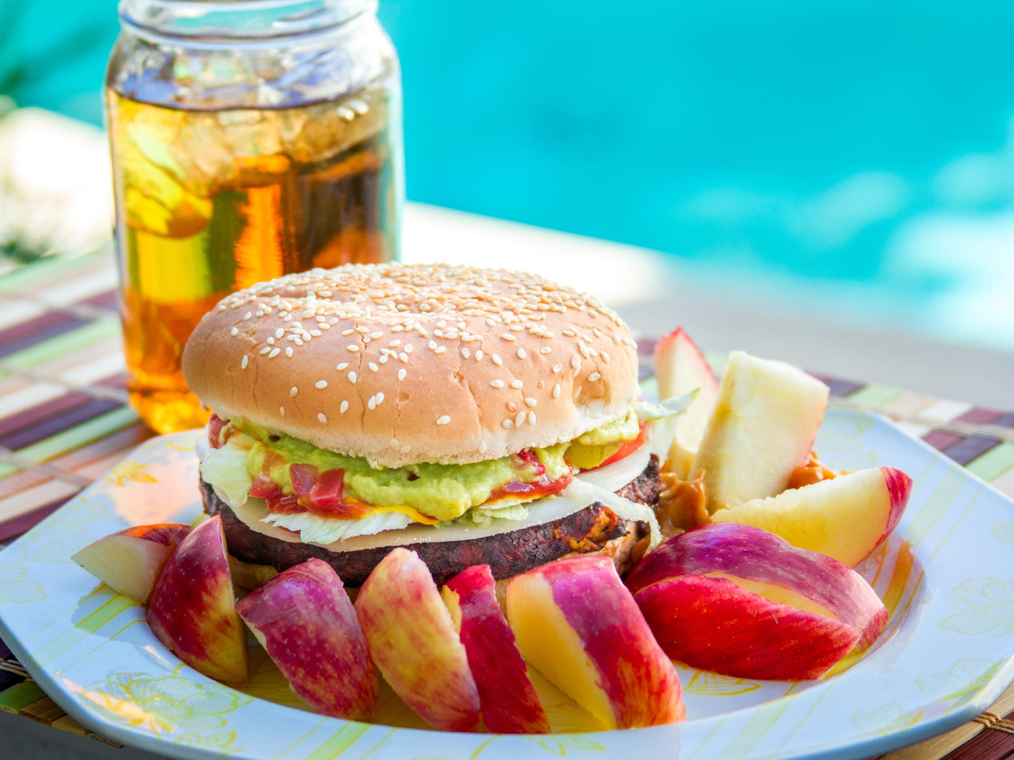 In the kitchen with Kelley: Guacamole burgers
