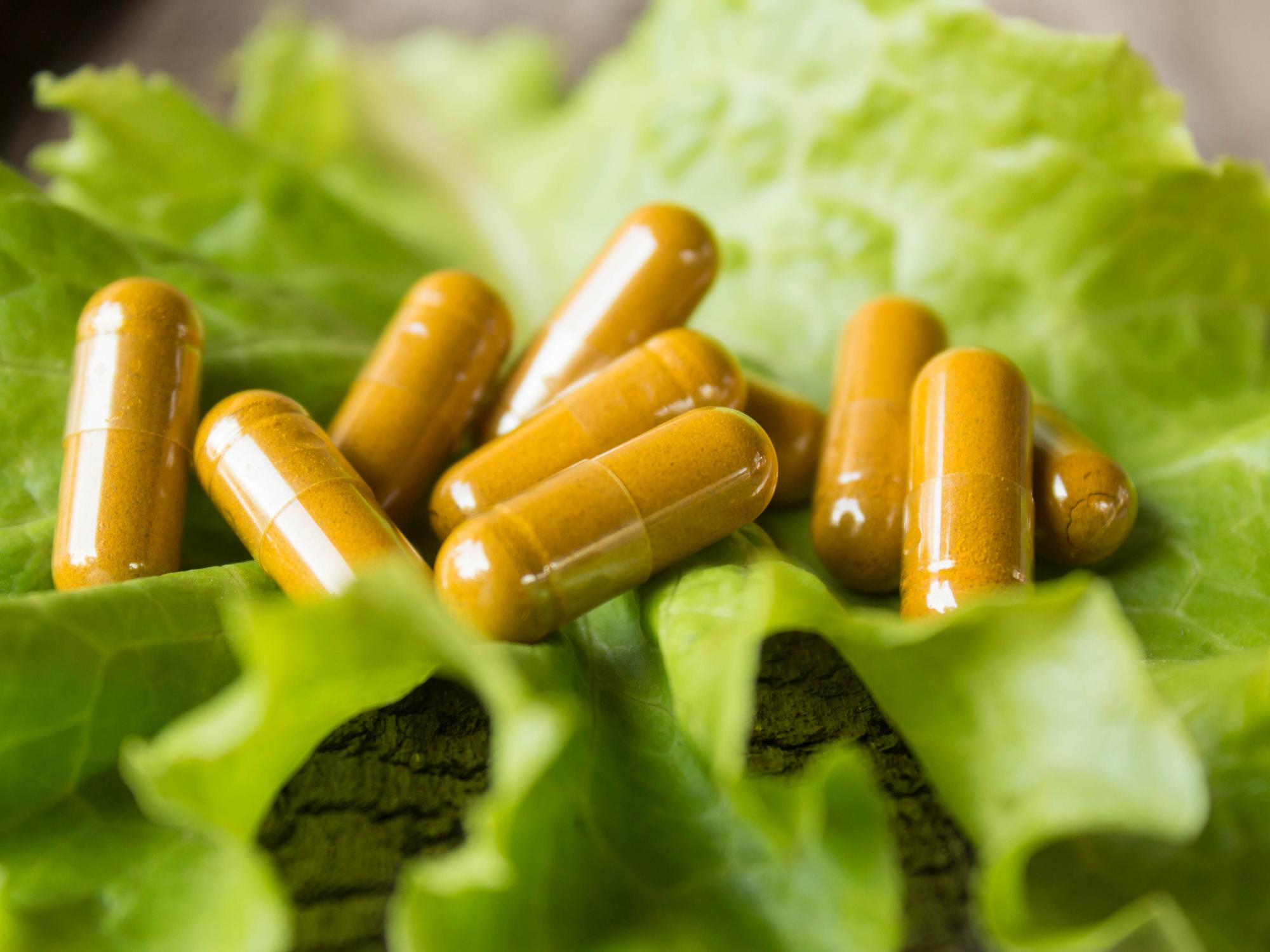 An herbal aspirin a day keeps disease at bay