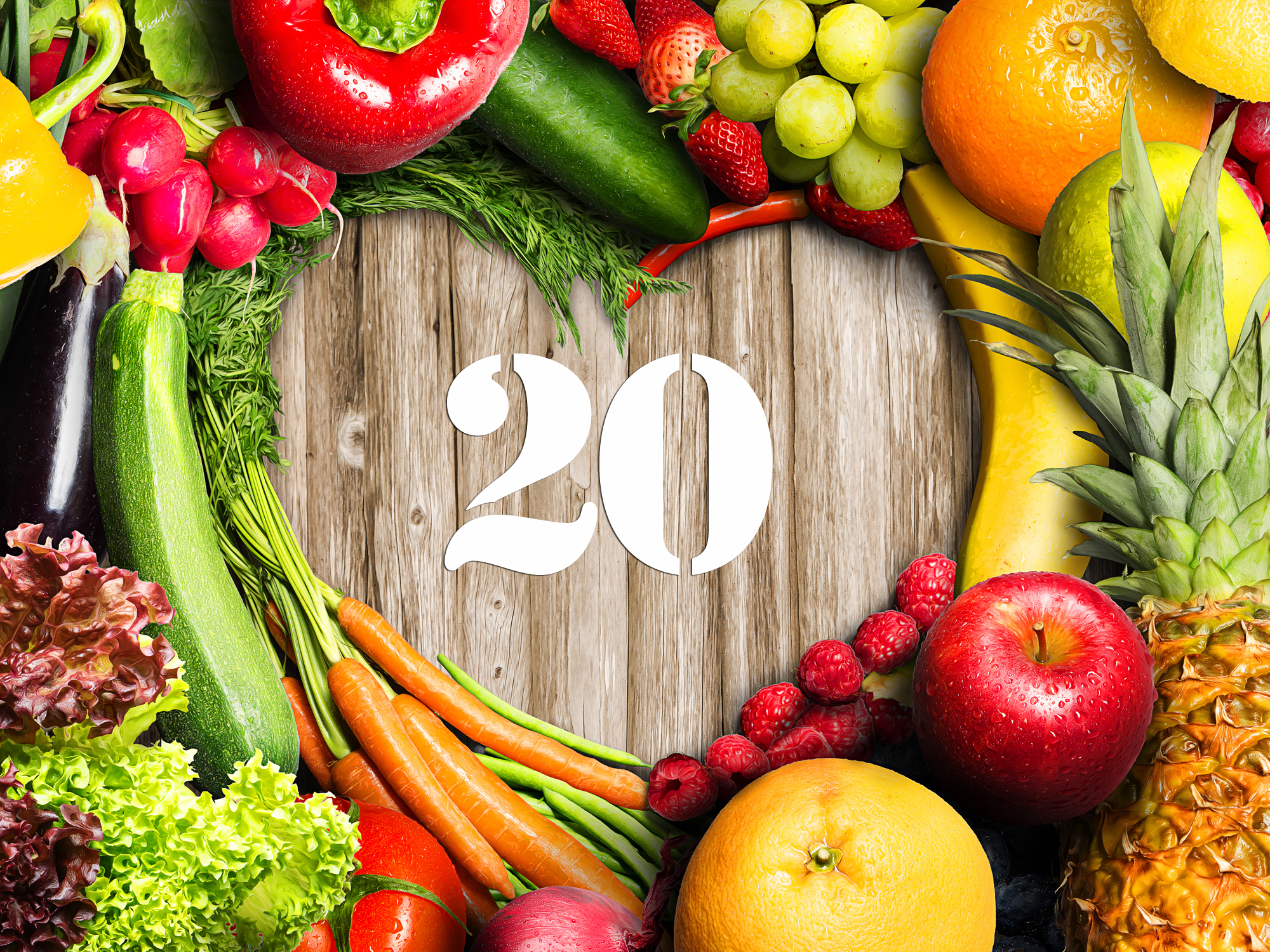 20 best foods for a strong heart