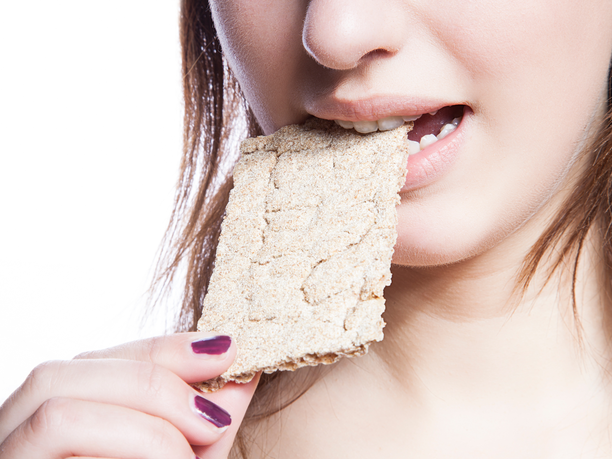 Take a bite out of blood sugar spikes