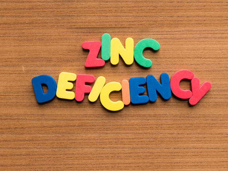At-home taste test can reveal zinc deficiency