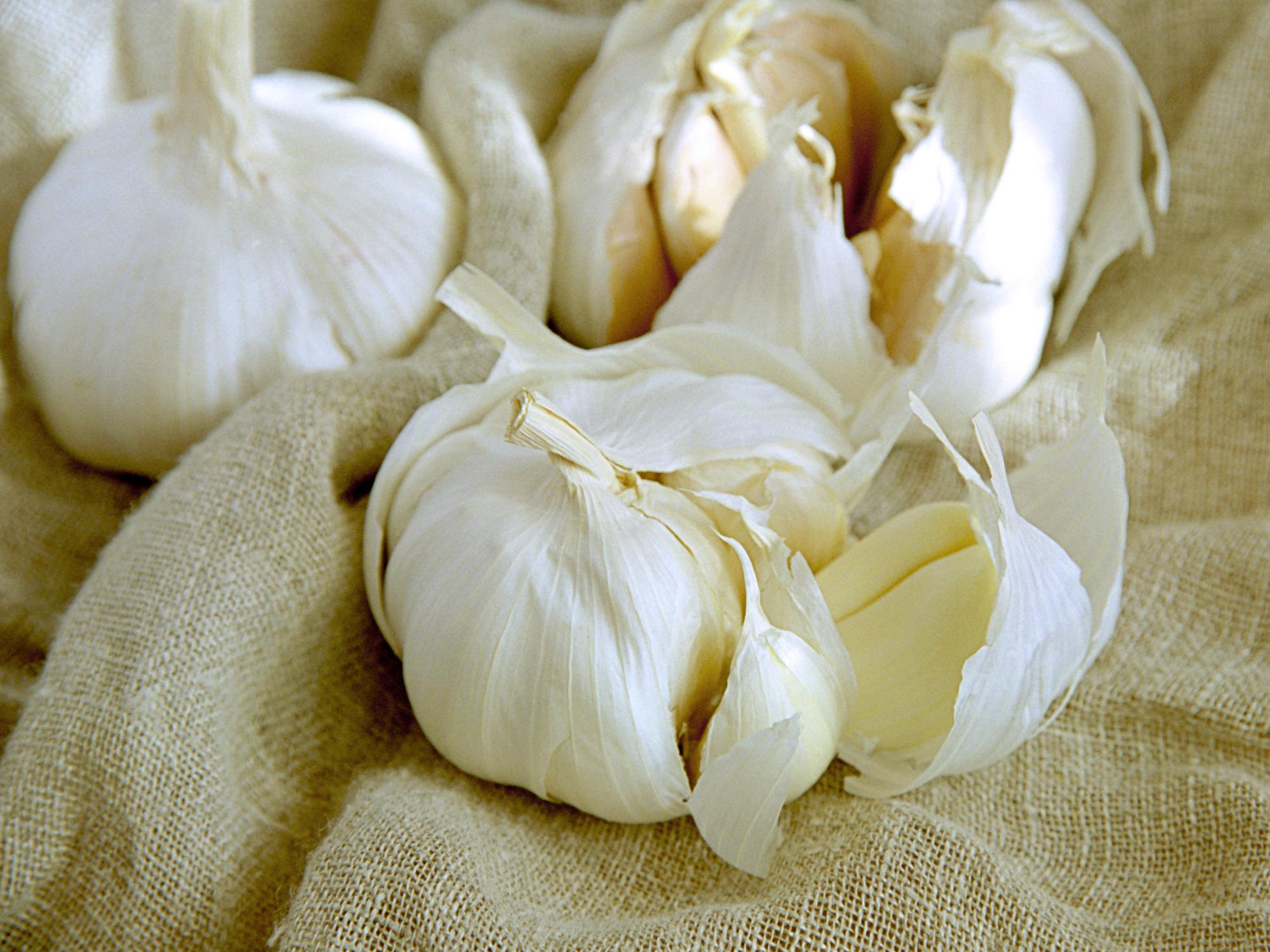 Get your garlic fix without garlic breath
