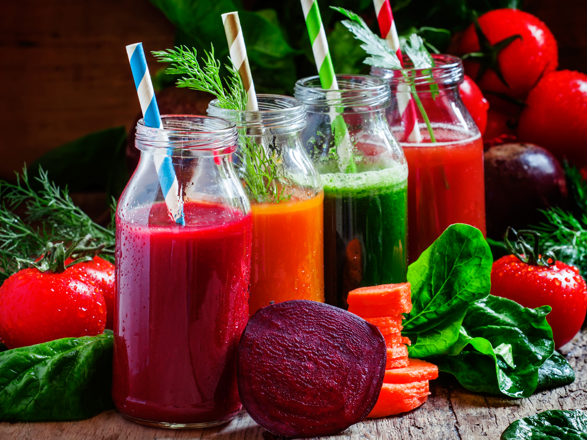 Pull stamina out of thin air with beet juice