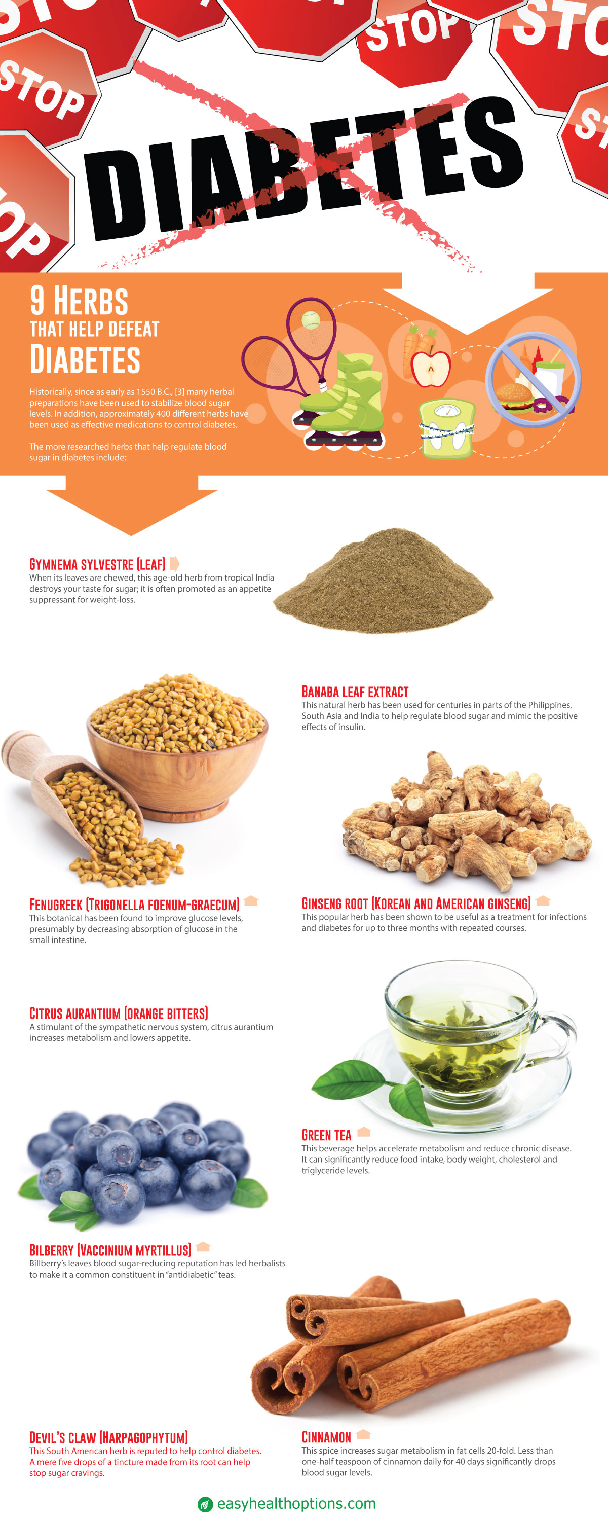 Natural Ways To Cure Type  Diabetes