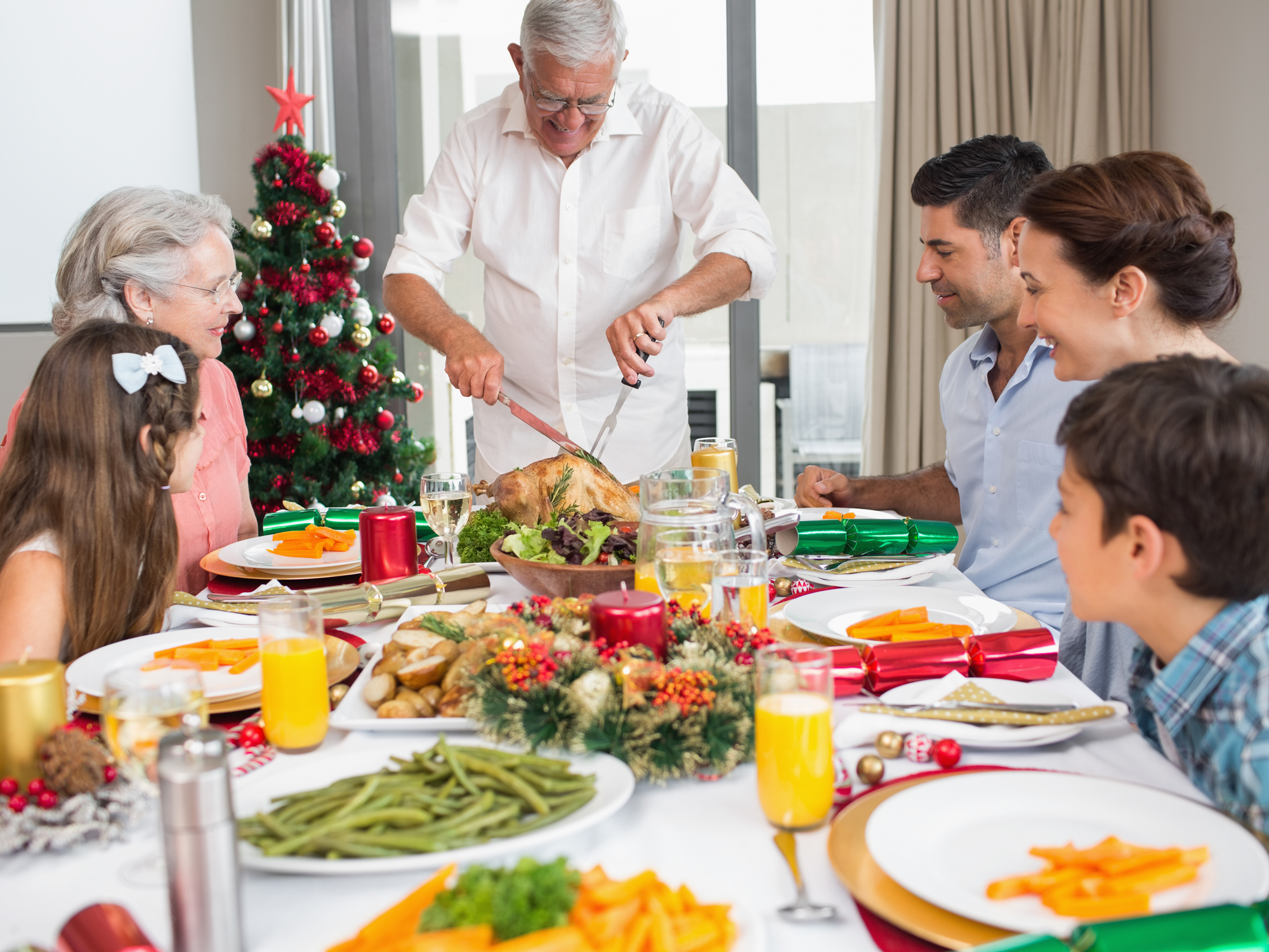 Keep food-borne illness from ruining holiday meals