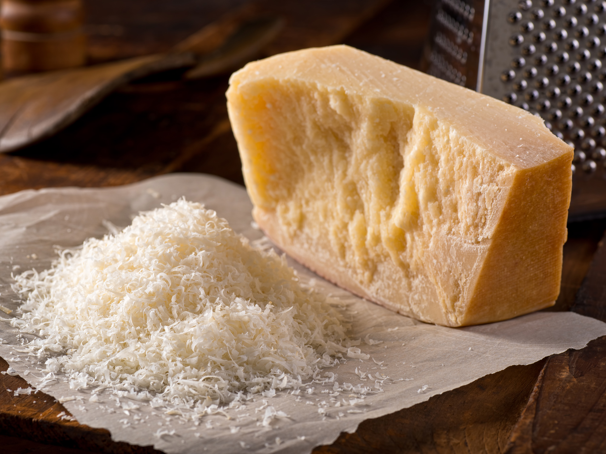 Pin pricks and parmesan might save your heart