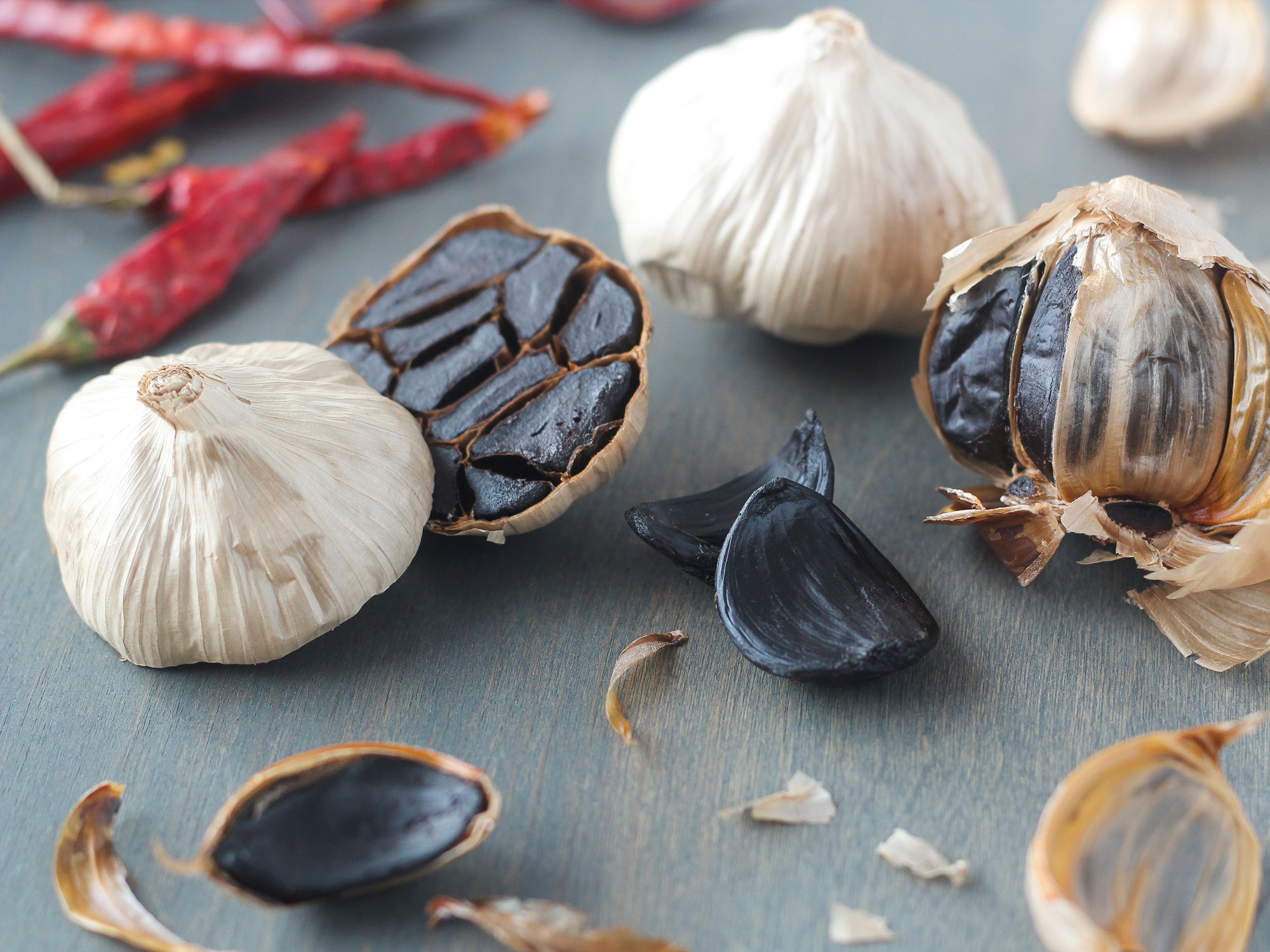Black garlic: Odor-free cancer fighter