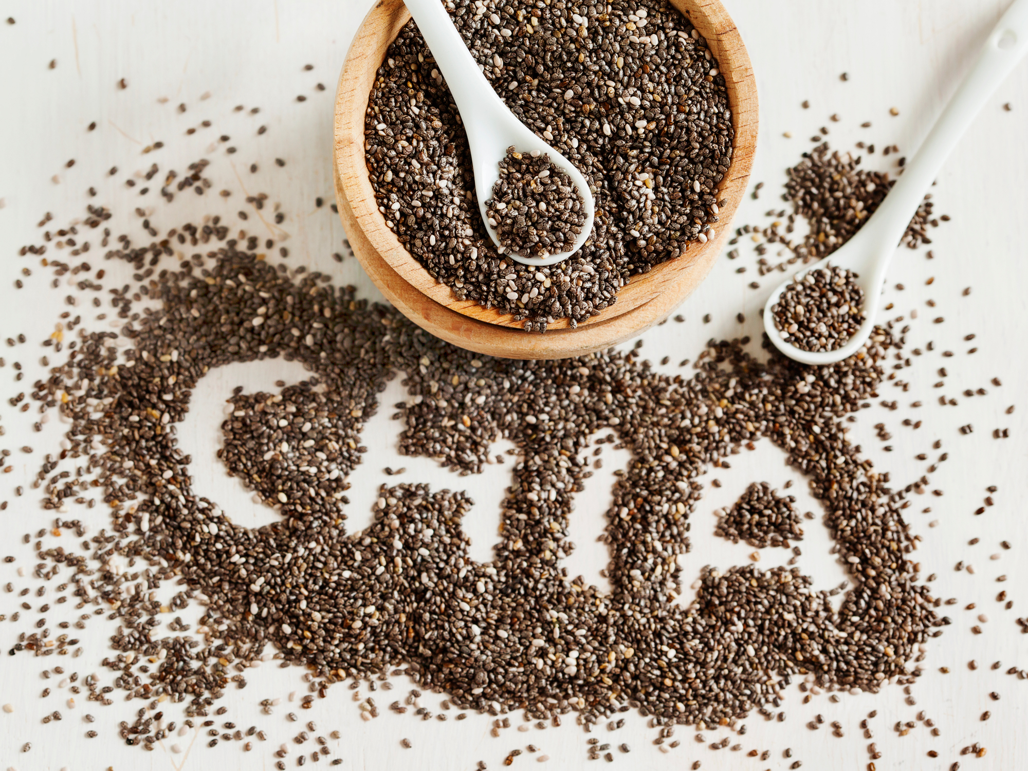 Chia: The tiny superfood that's a BIG deal