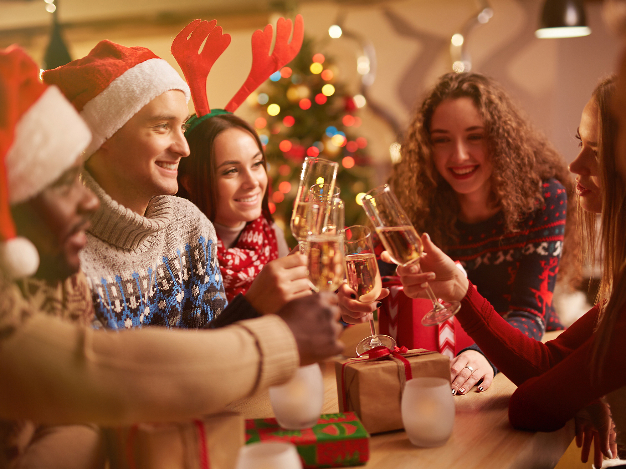 A Healthy Guide To Drinking Holiday Alcohol Easy Health