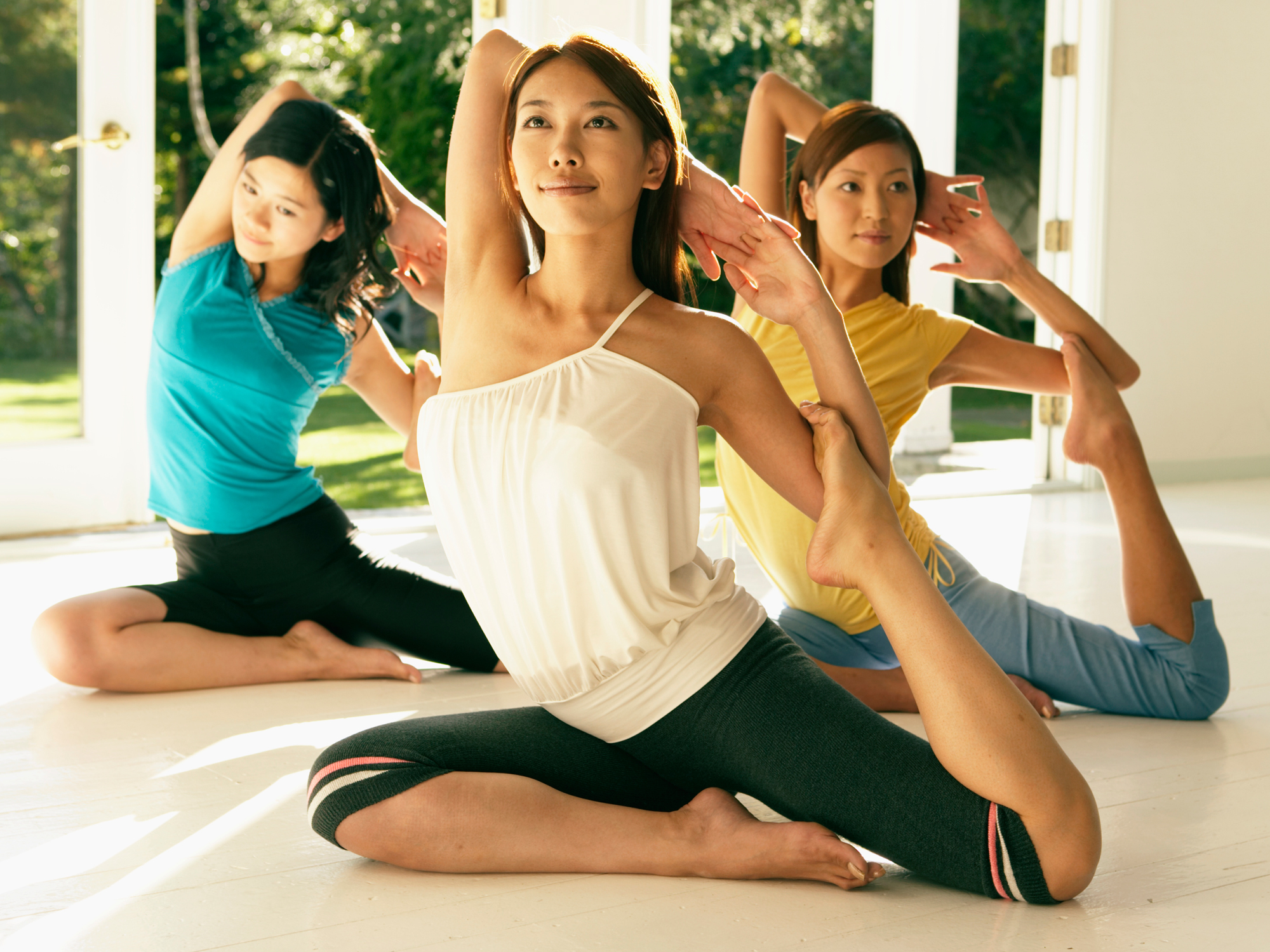 6 tips that save you from a yoga injury