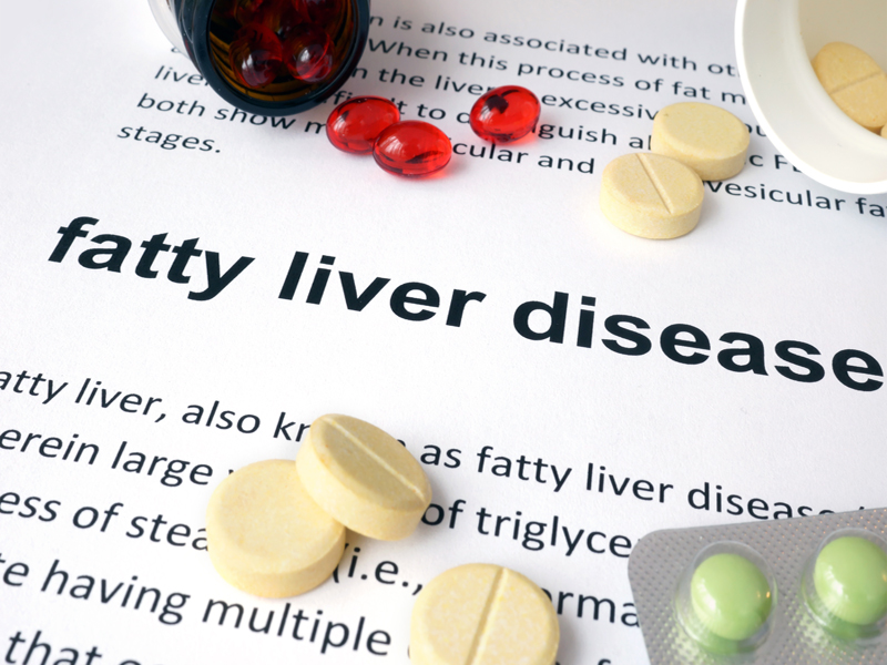 Special antioxidant food abolishes fatty liver disease