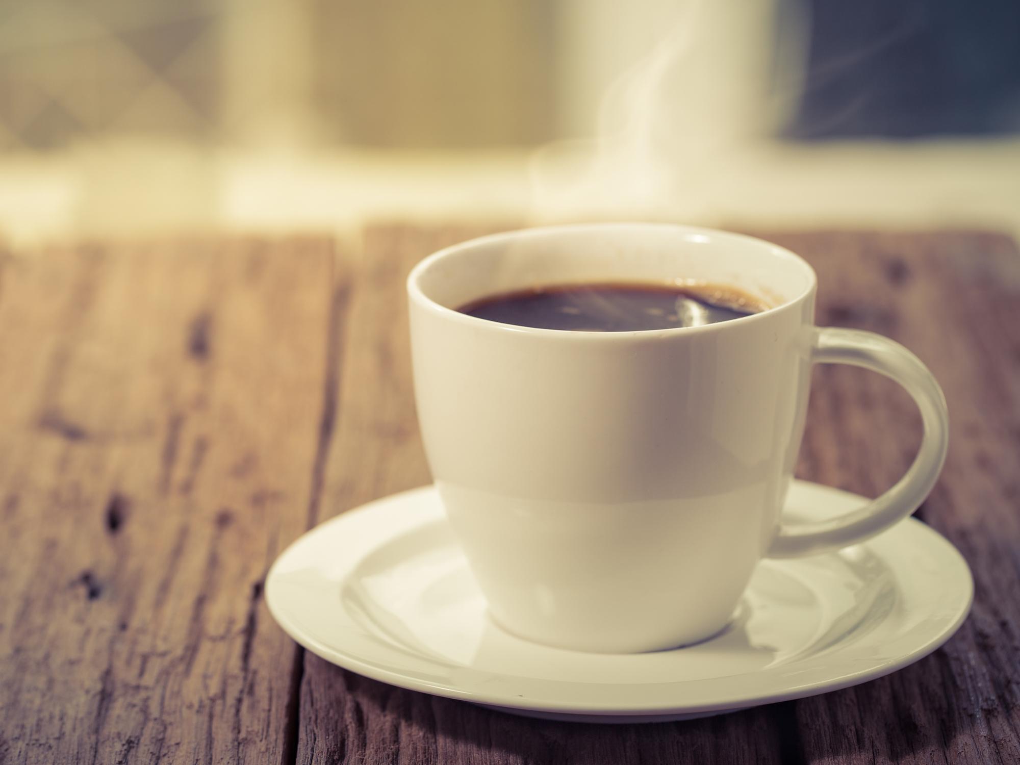 Absurd harm to coffee