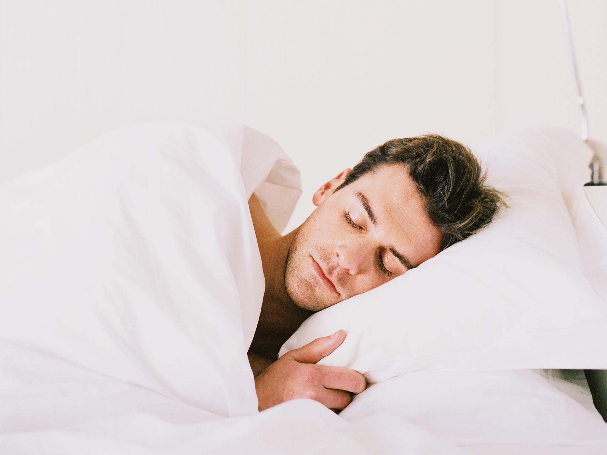 How to sleep to avoid disease
