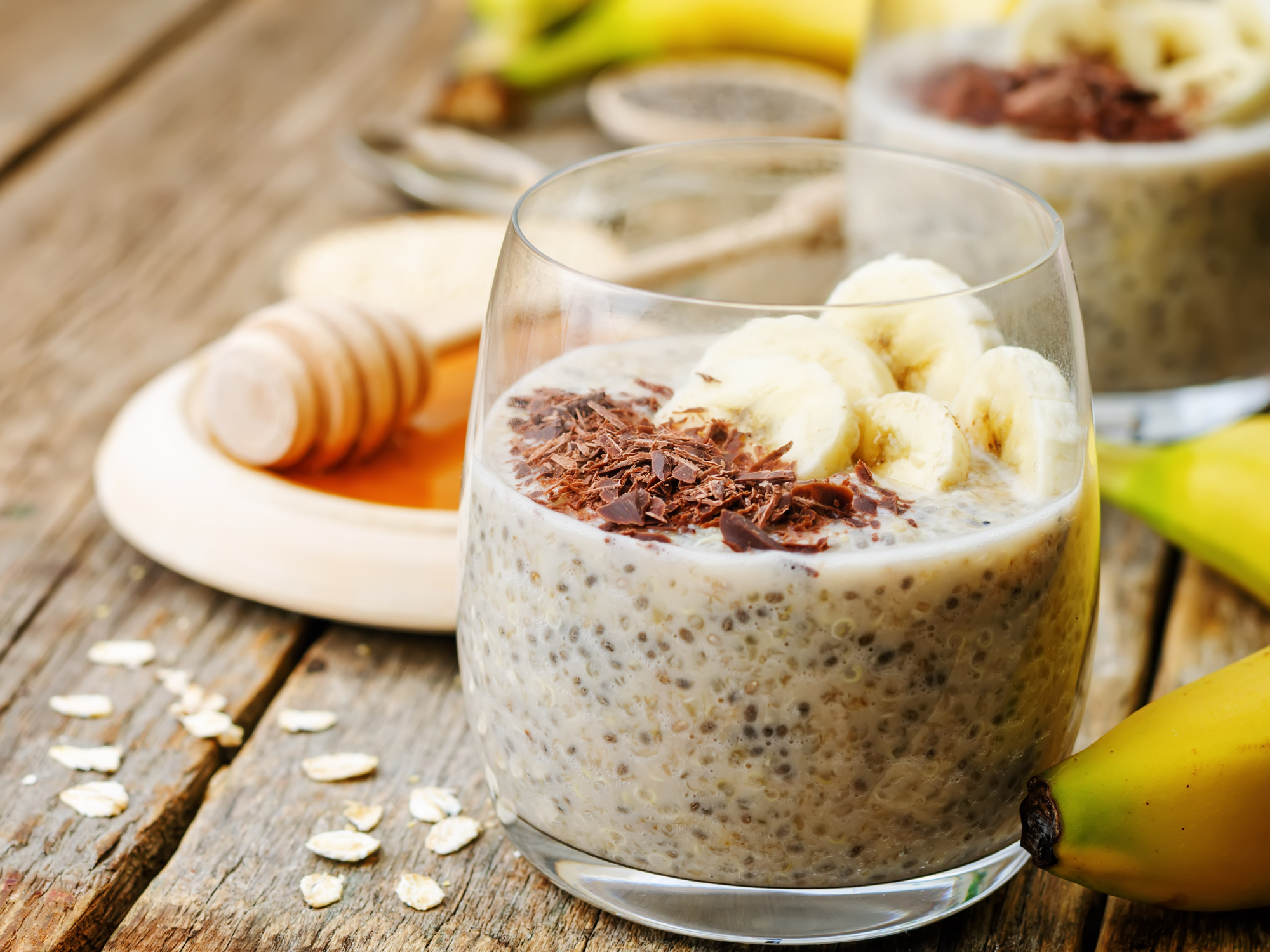 In the kitchen with Kelley: Overnight breakfast chia pudding