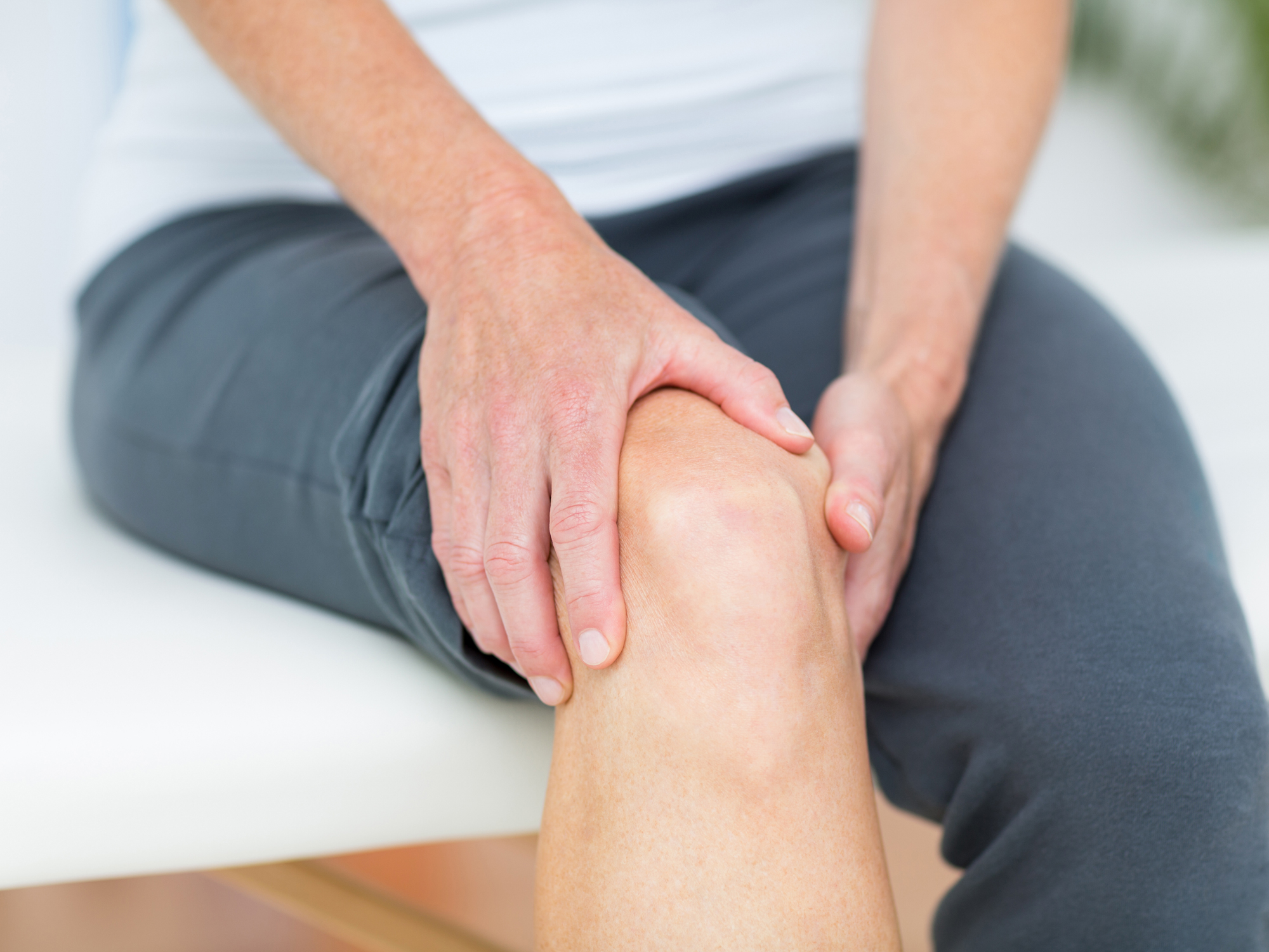 Knee pain? Exercise it away