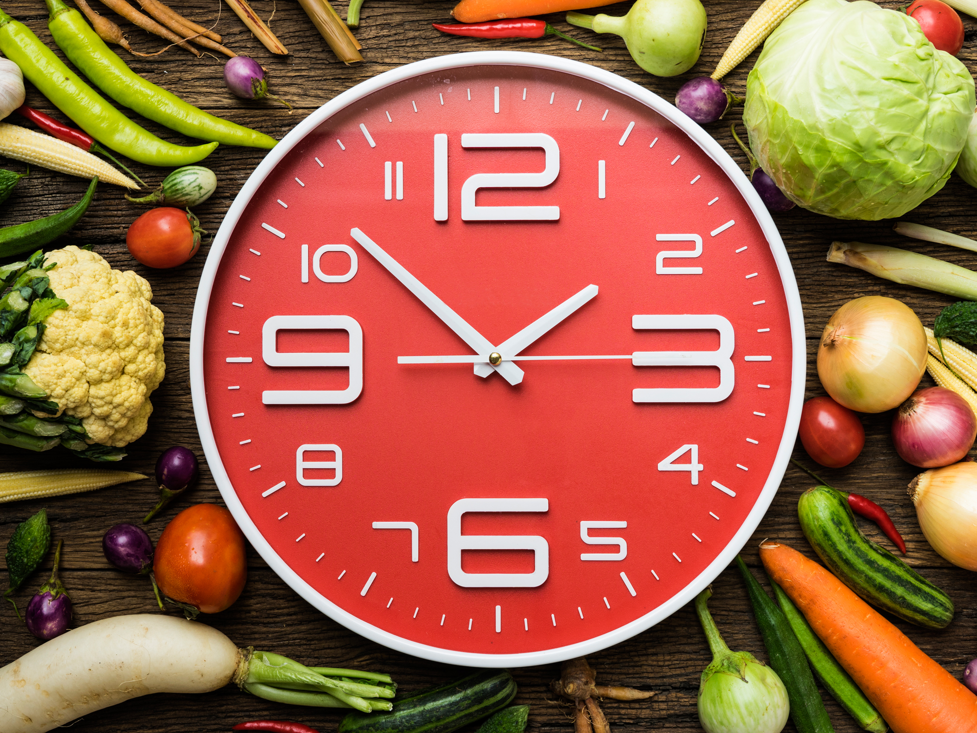 The right meal time saves you from heart attack and stroke