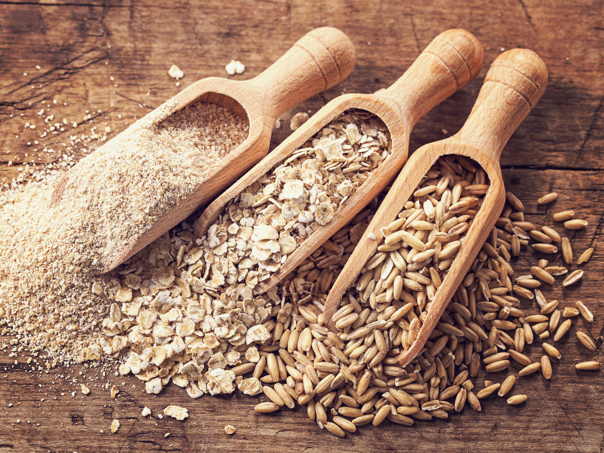 Whole grains for whole body wellness