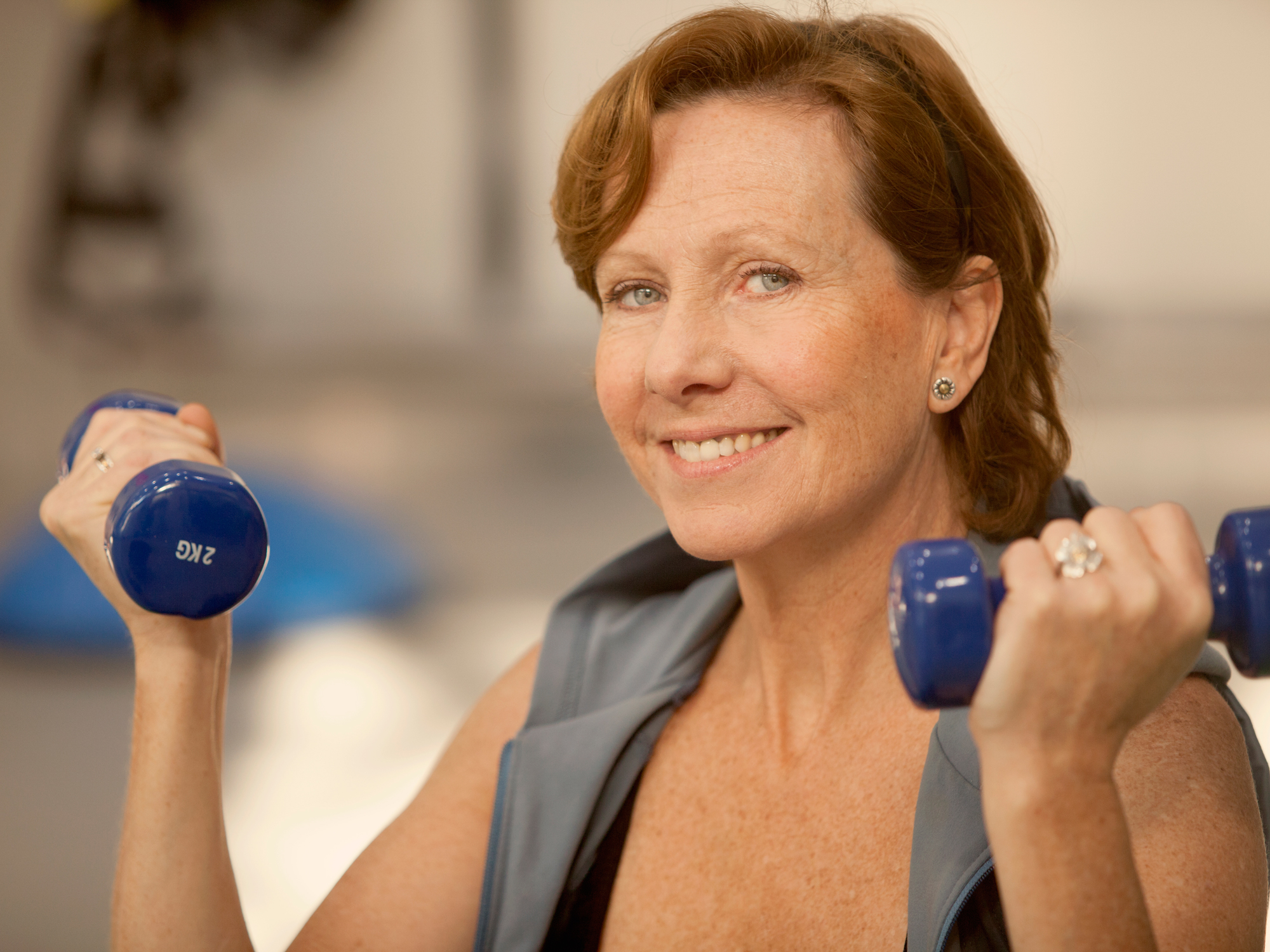 How to get heavy-weight results lifting light weights