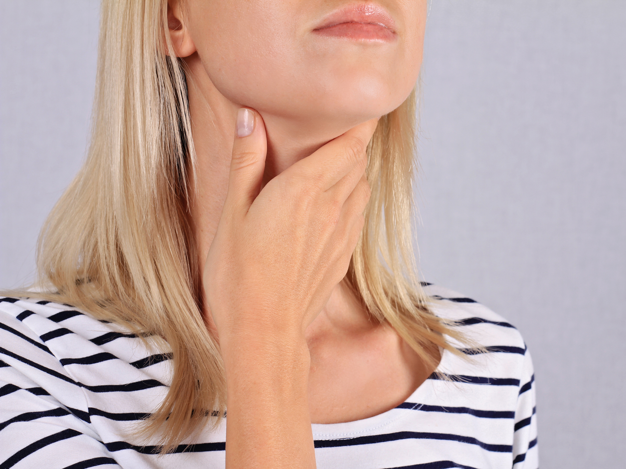Iodine shortage to blame for your thyroid woes?