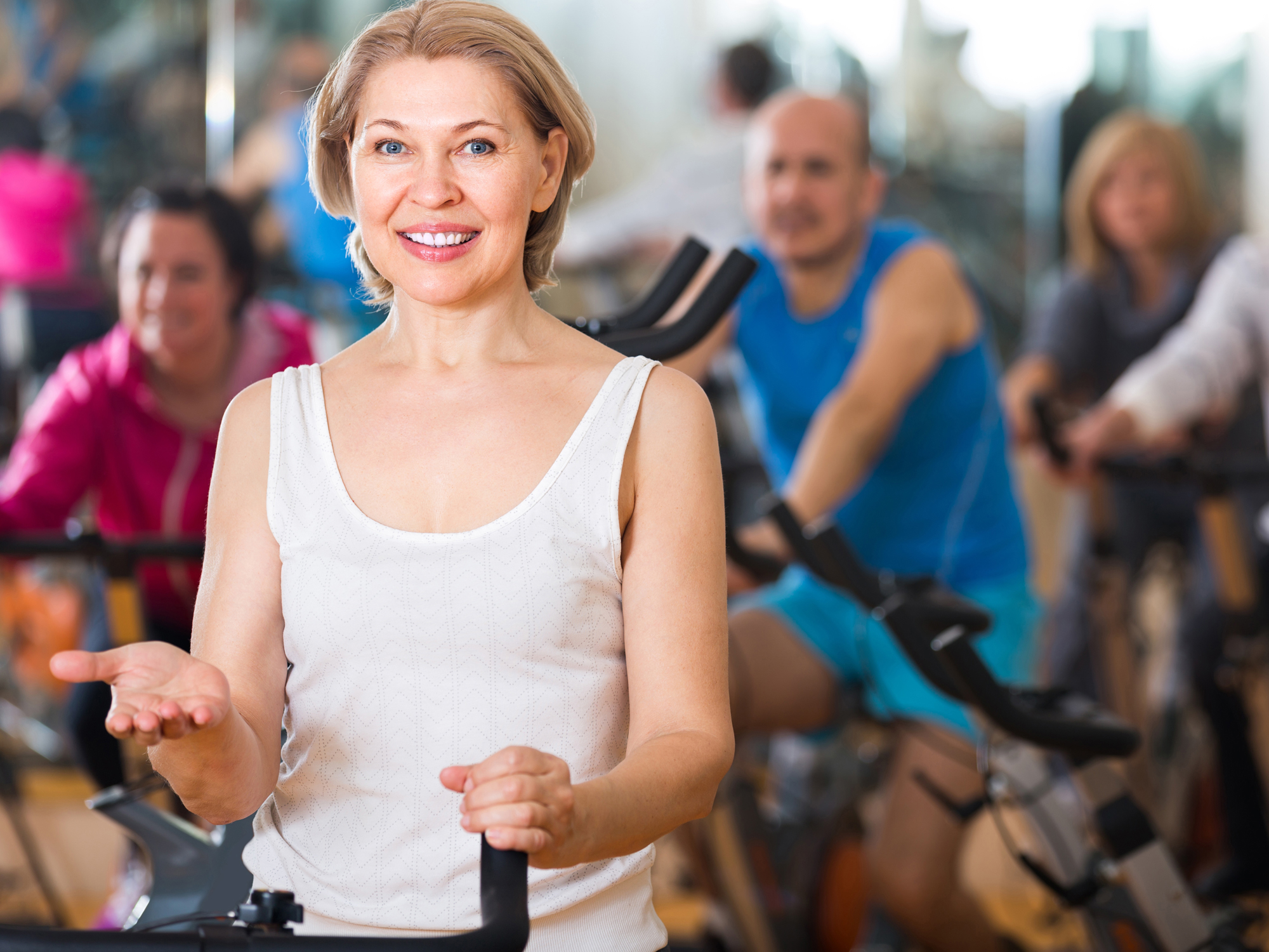 So you want to lose that menopause weight?