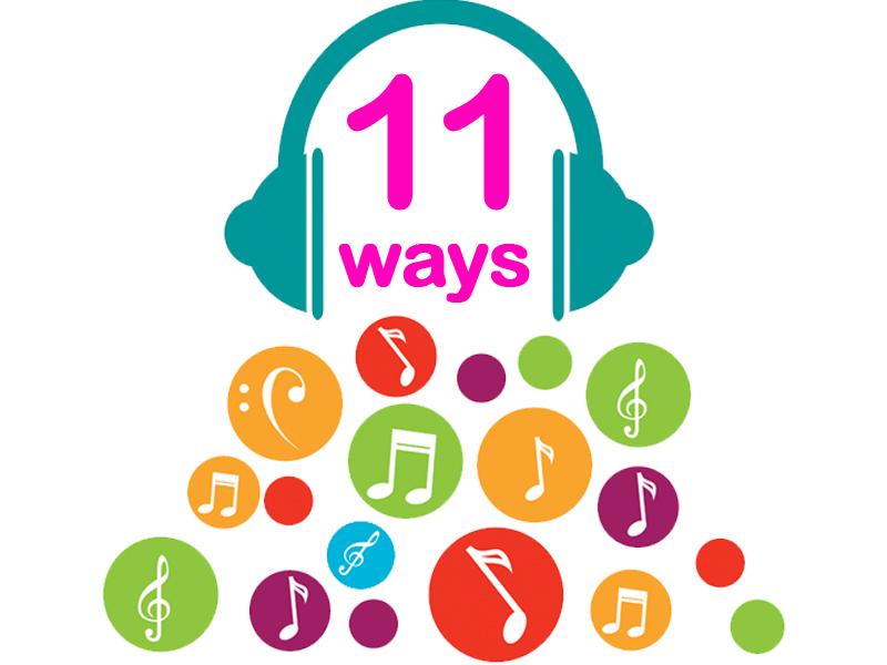 11 ways music 'fine-tunes' your health