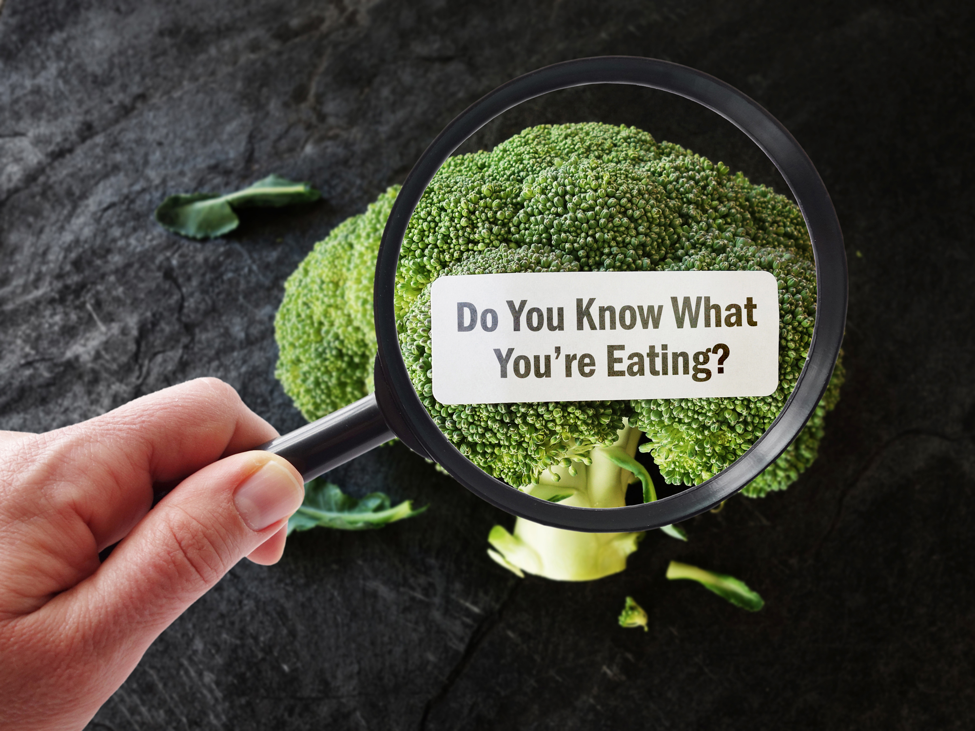5 ways to minimize food additives in your diet