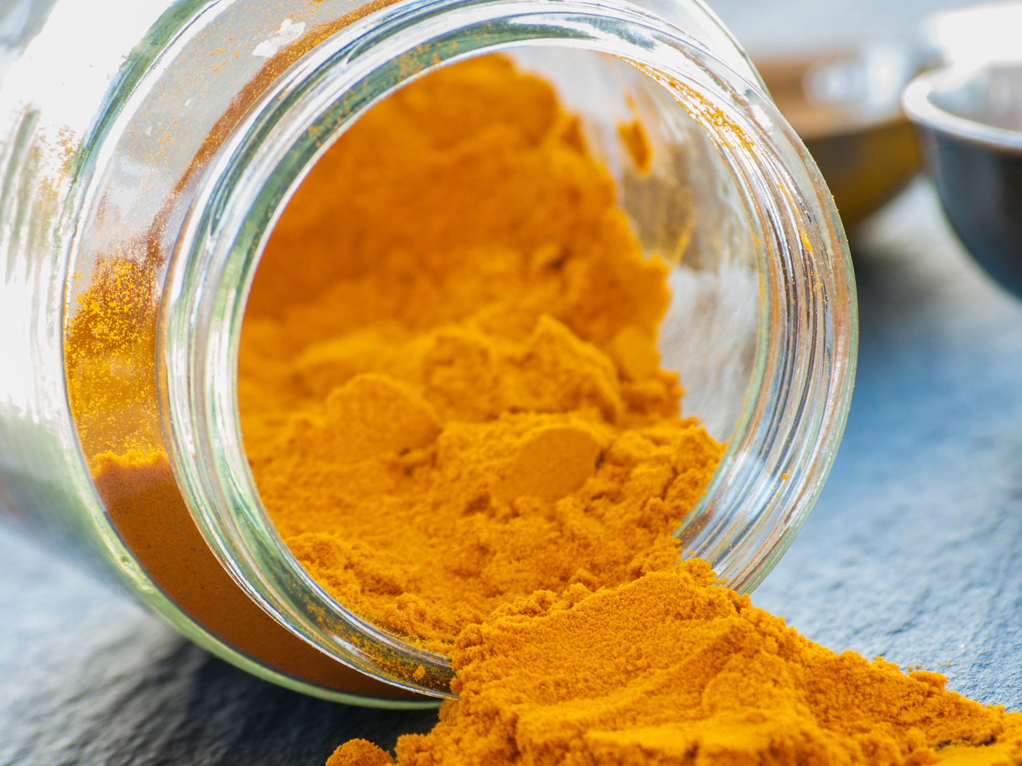 The best spice for beauty and brains