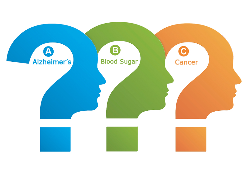 What do blood sugar, Alzheimer's and cancer have in common?