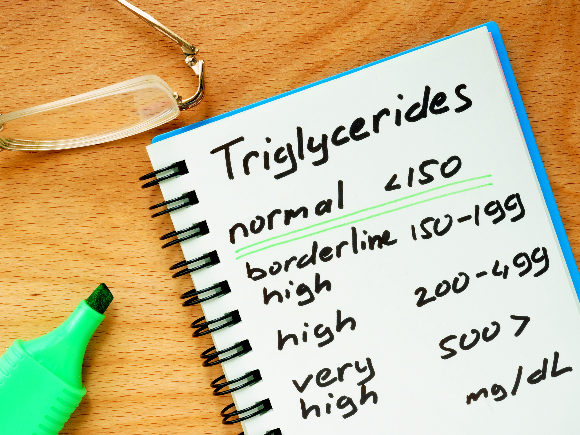 4 ways to lower triglycerides without statins