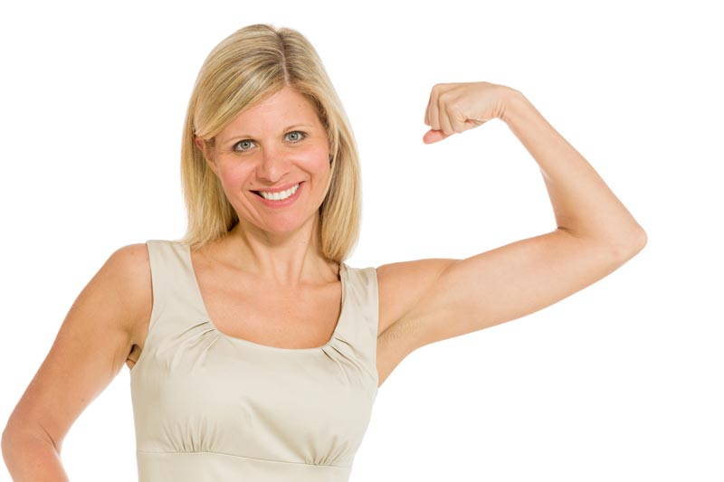 Why strength matters most to women 50+
