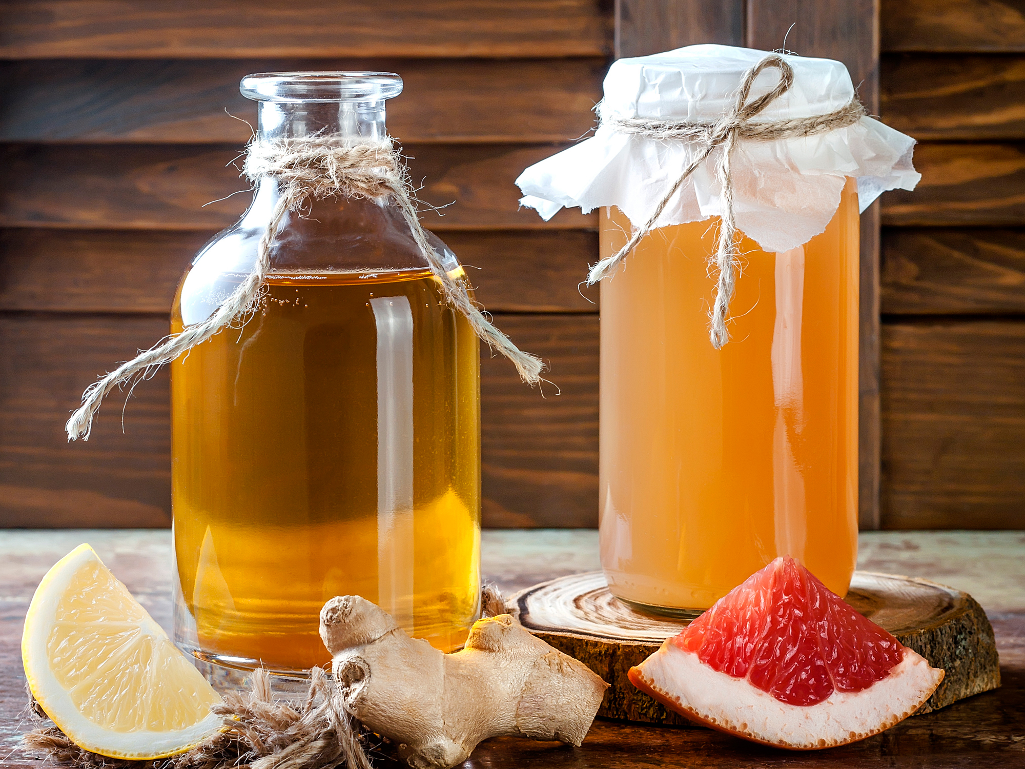 Boost your weight loss with kombucha