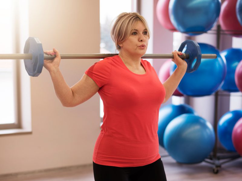 Gain Lean Muscle And Stronger Bones - Easy Health Options-6433