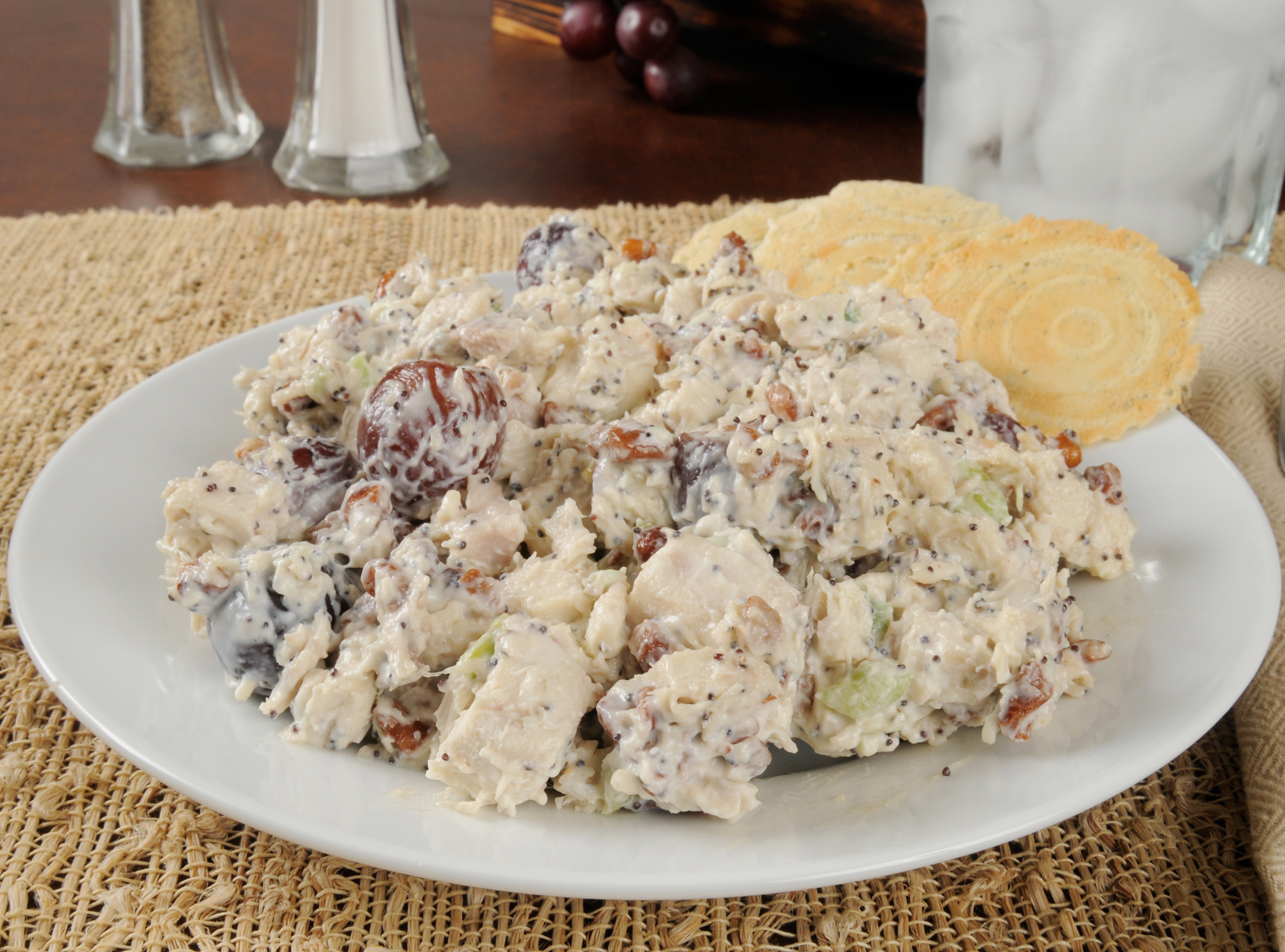 In the kitchen with Kelley: Best Mother's Day fancy chicken salad