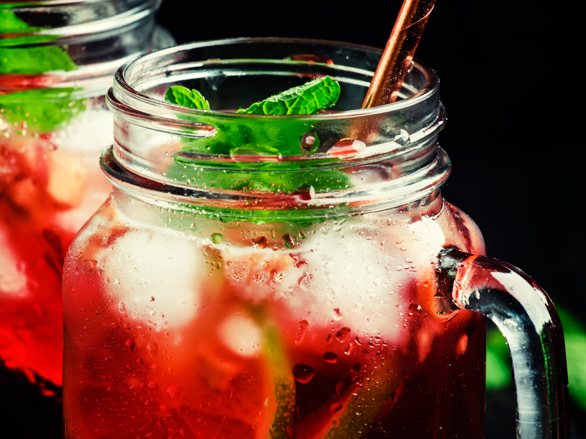 In the kitchen: Cancer-fighting cherry lime rooibos tea cooler