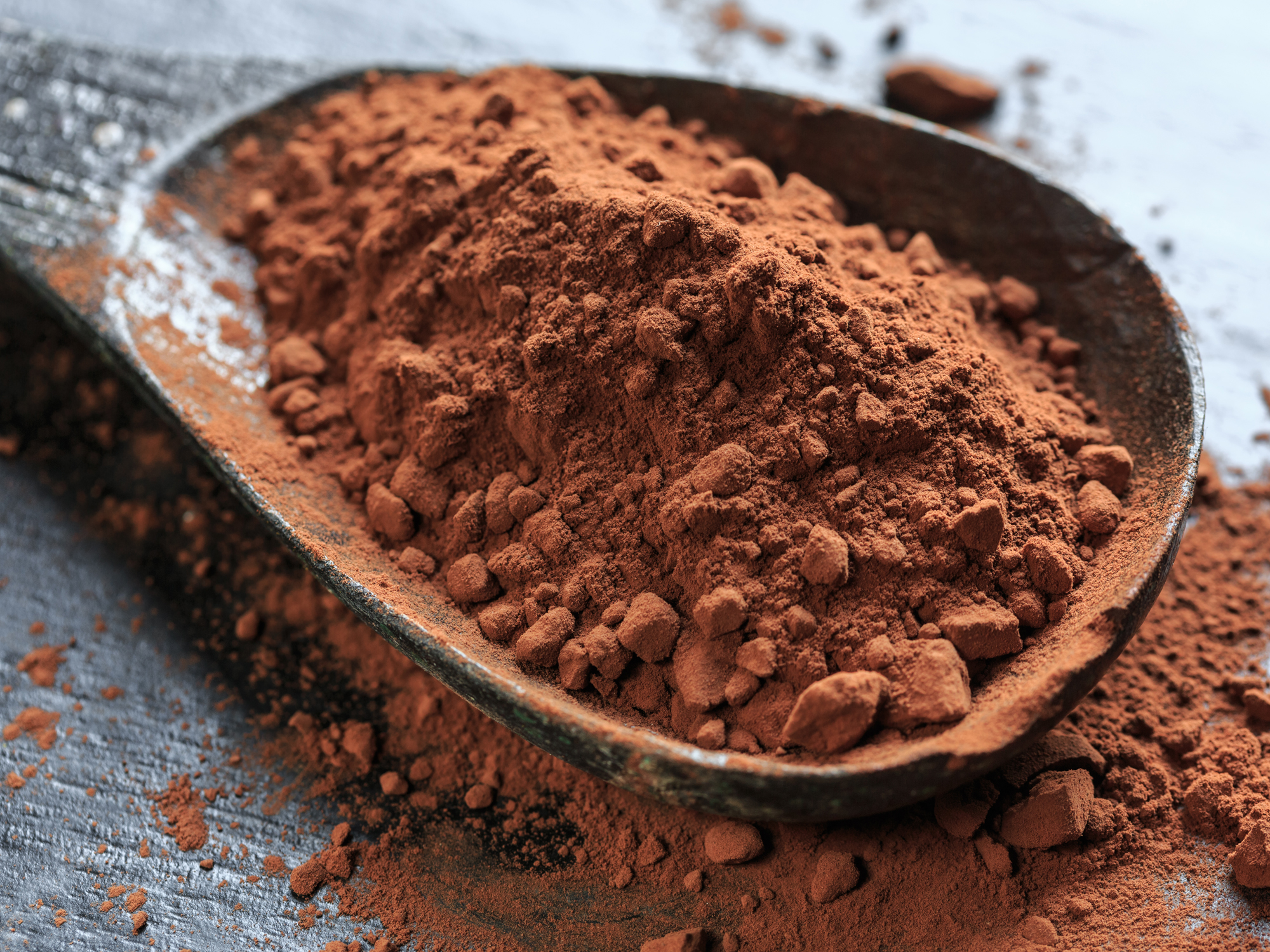 How much cocoa does it take to lessen heart attack and stroke risk?
